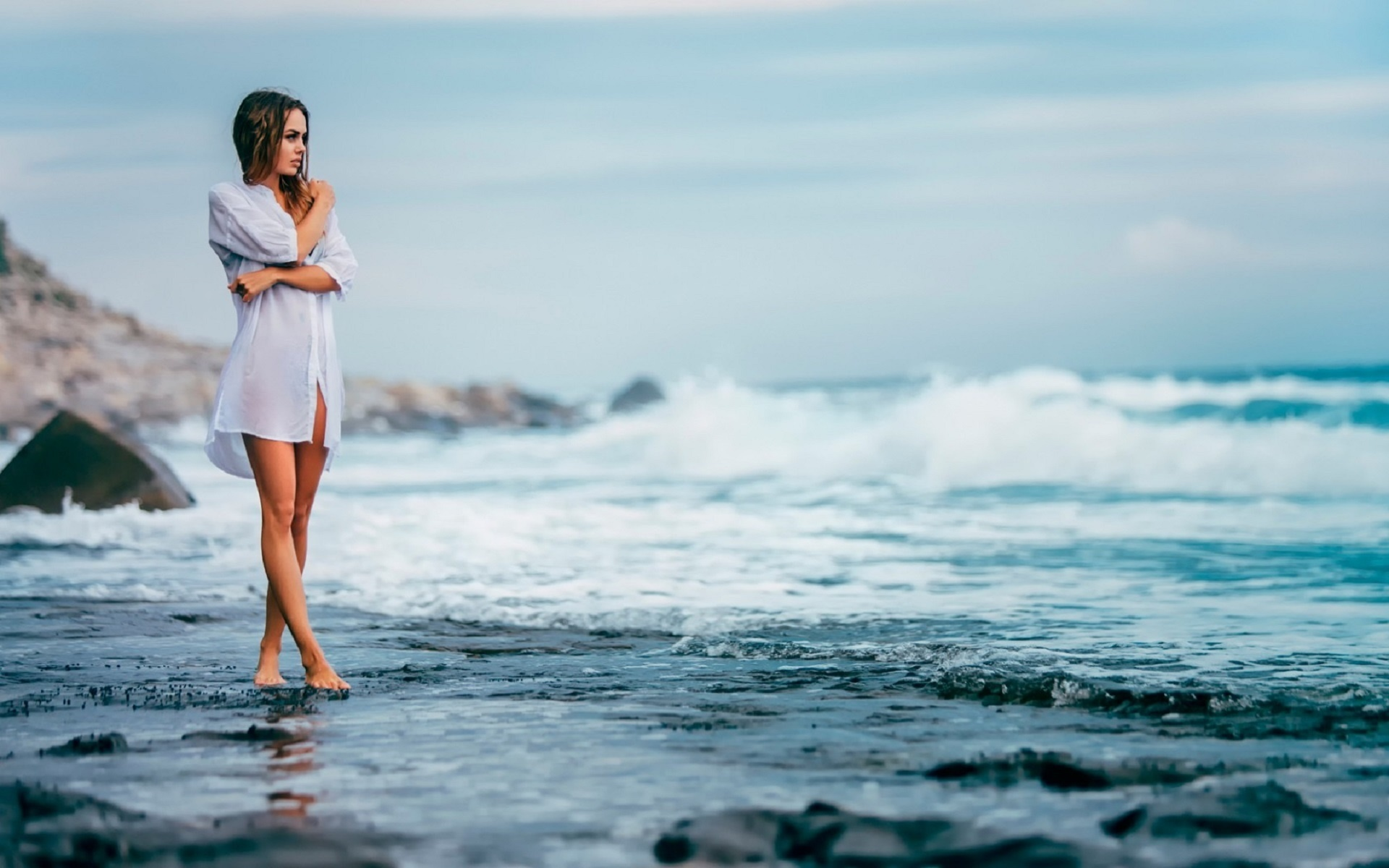 оторванными ногами фотосессии на берегу моря варианты дачи обычно отнимает