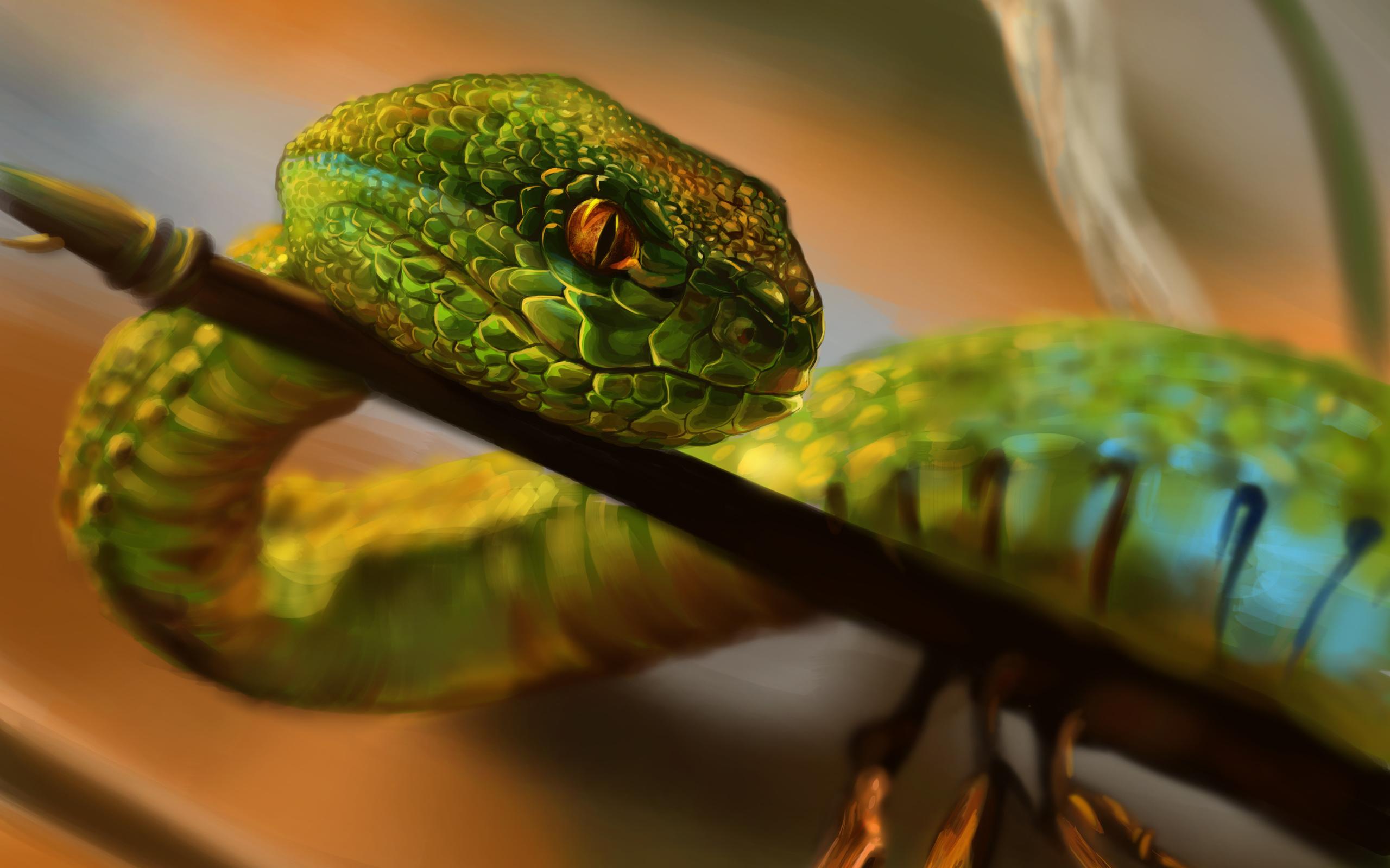 тот, что крутые картинки змей что могут лишить