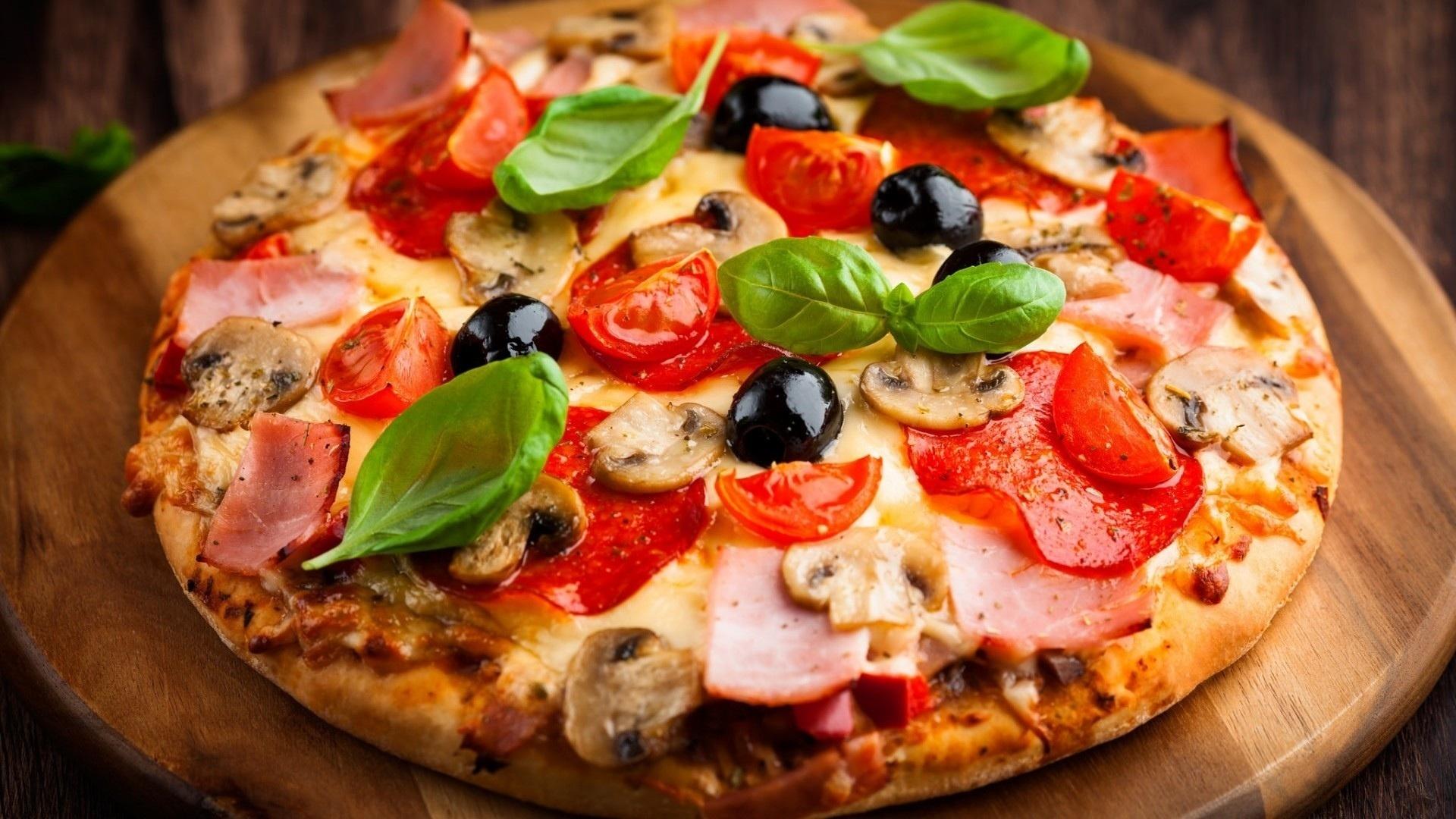 Картинка про пиццу