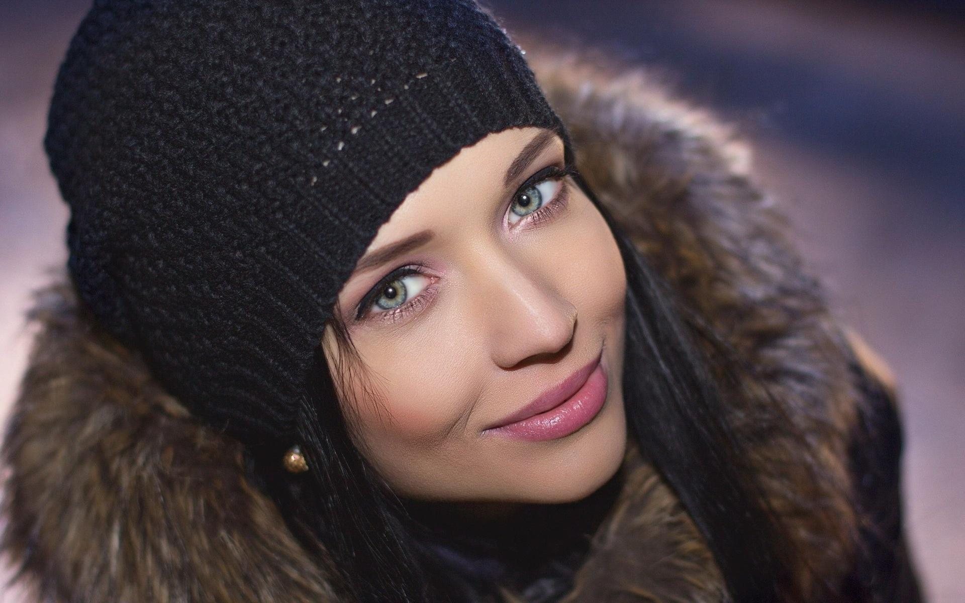 красивое женское фото на аву реальные