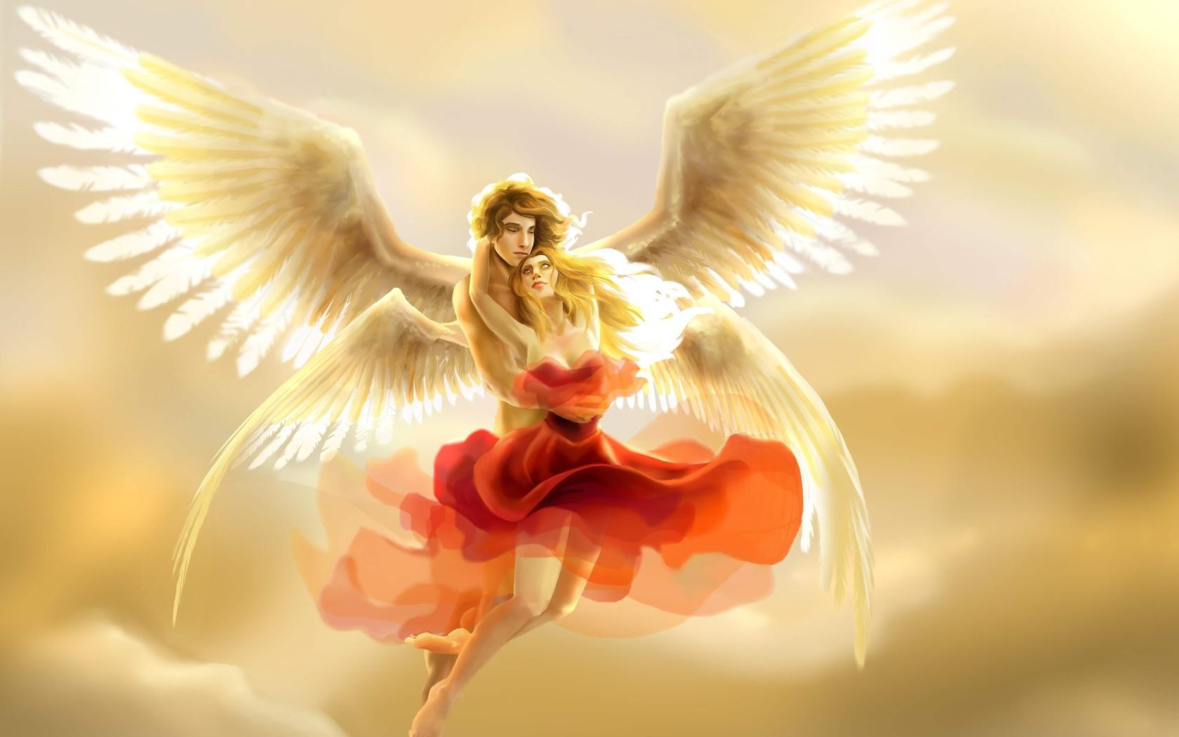 Ангел любви картинки