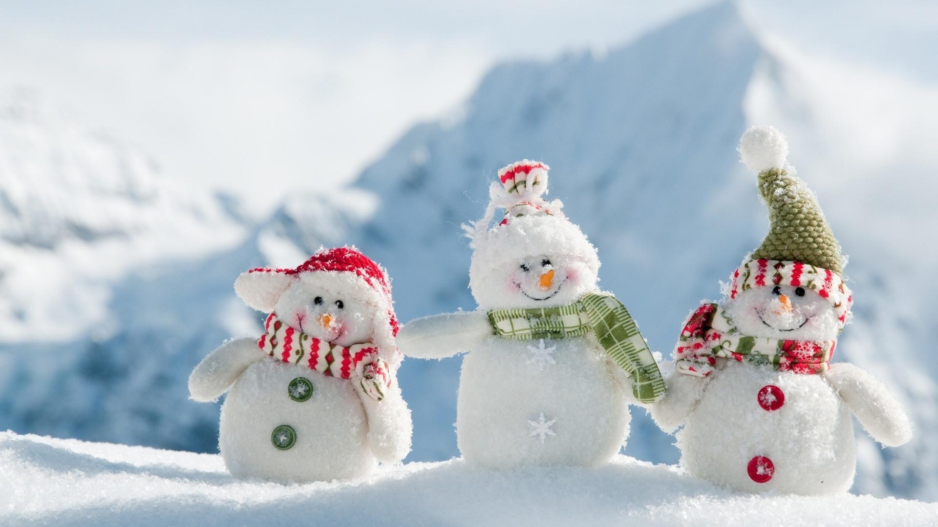 Позитивные картинки про зиму подробно