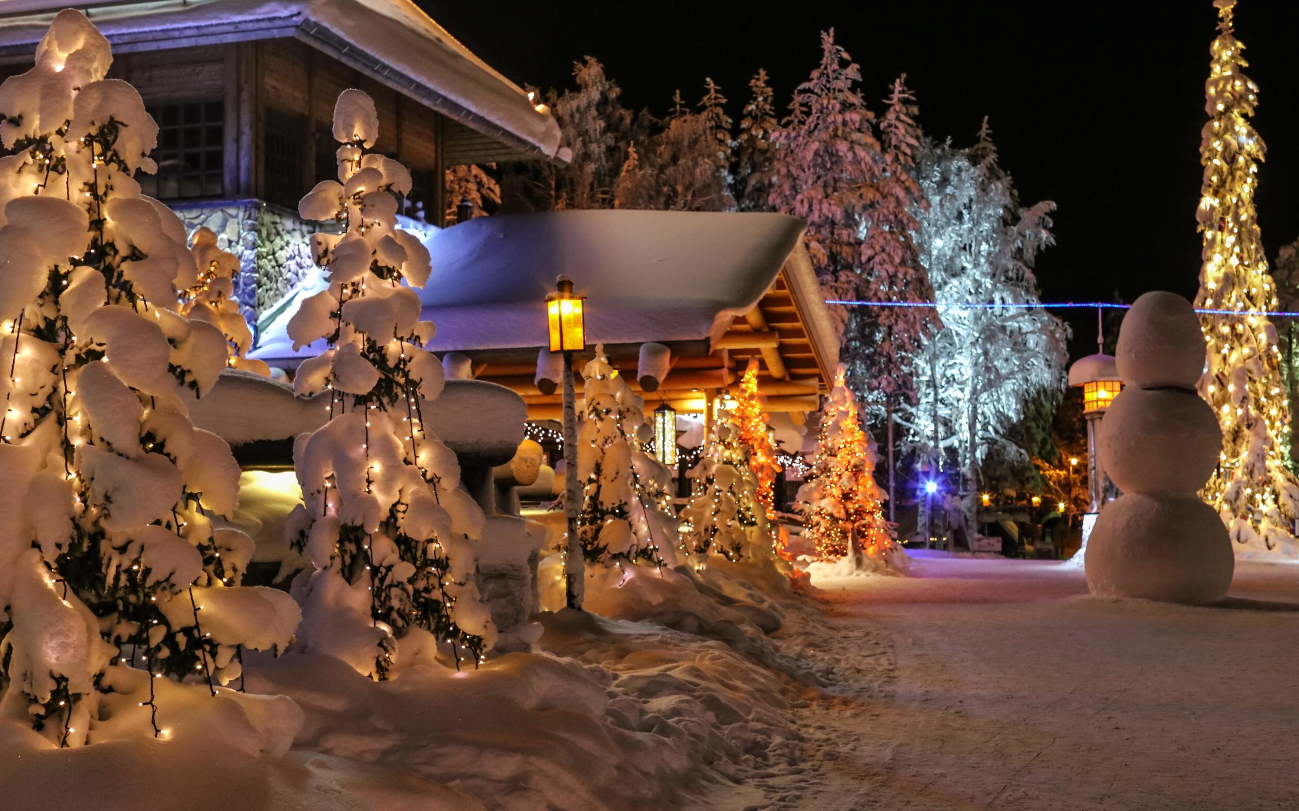 красивые картинки про новый год и зиму