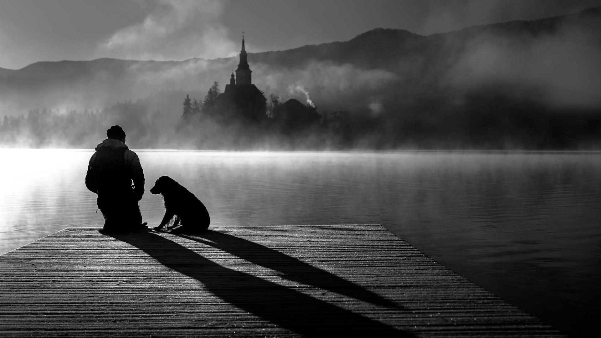 Красивые картинки одиноких парней