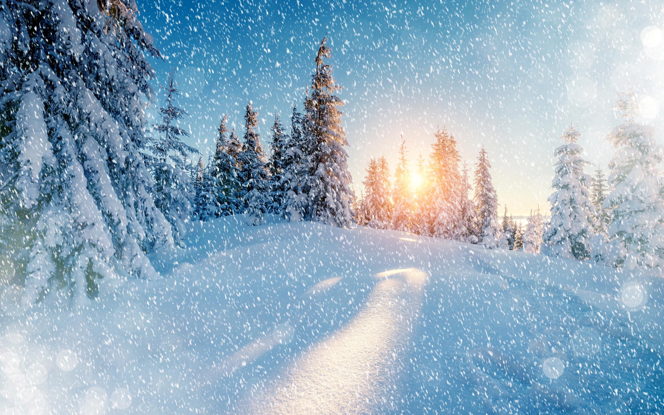 зимнее волшебство картинки период истории