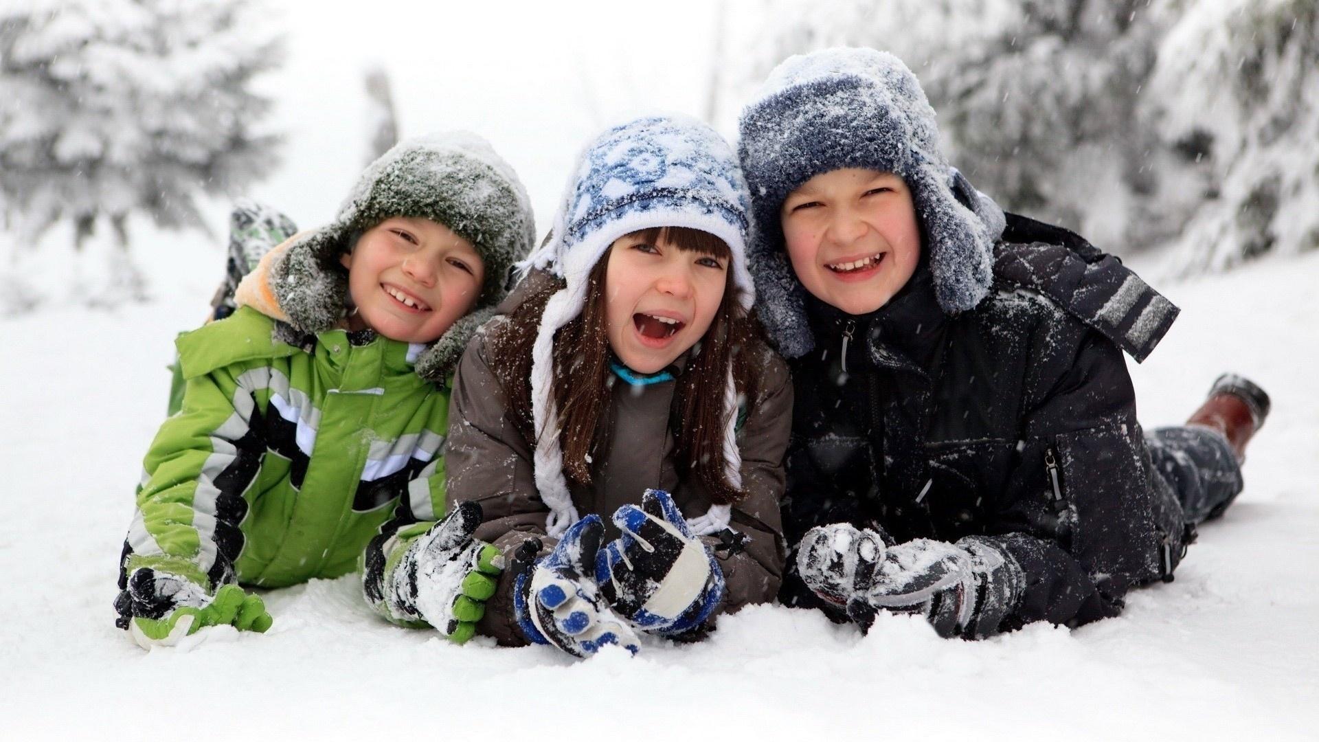Мартом, зима и дети картинки