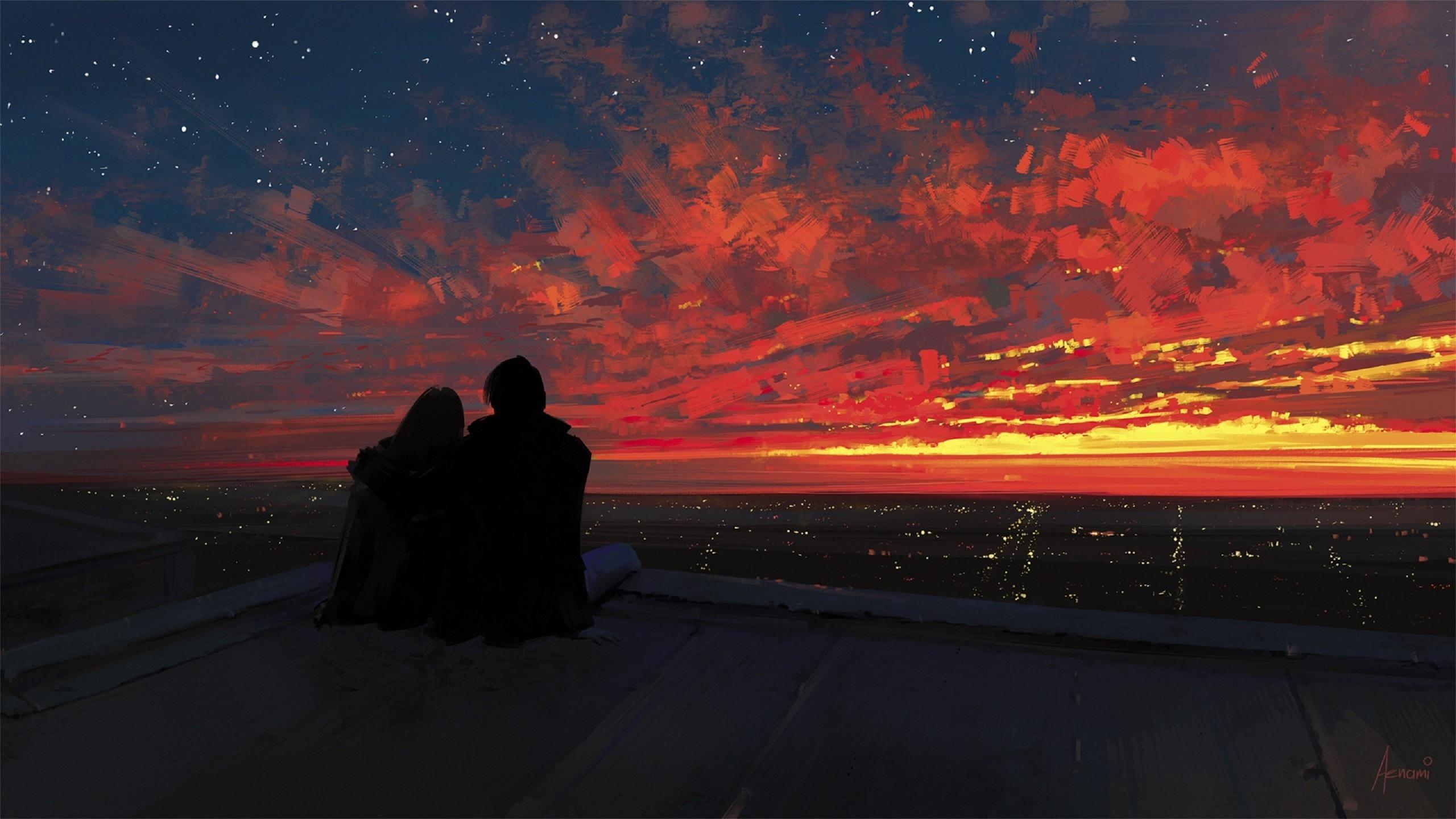 Вместе ночью картинки
