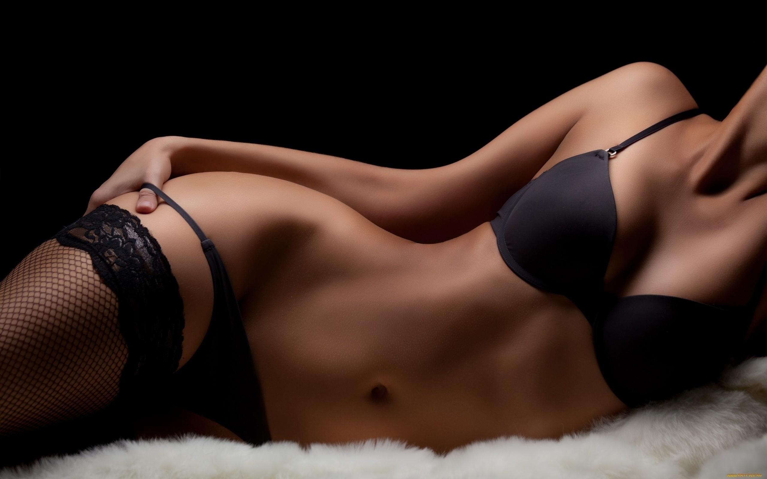 Картинка тело девушка