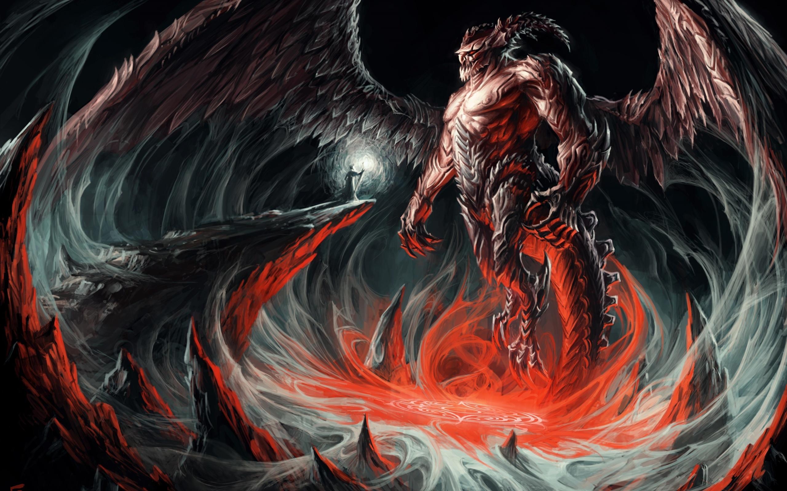 Красивые дьяволы картинки
