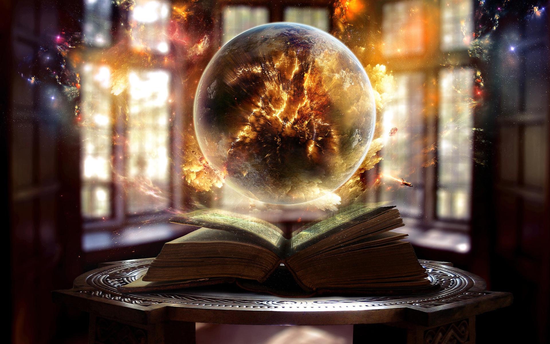 Красивые магические картинки фото