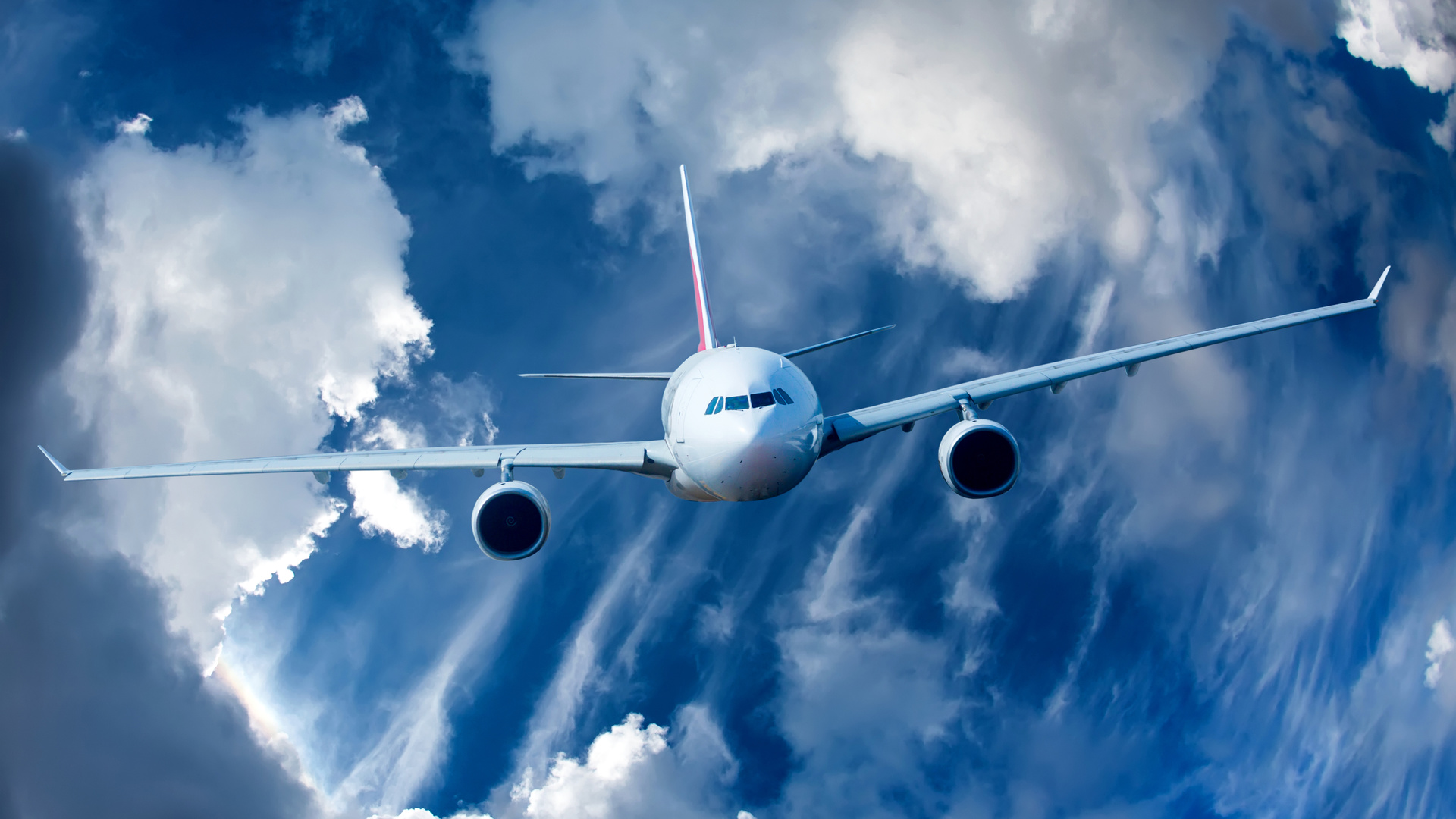 Водопада, картинки в пути самолет