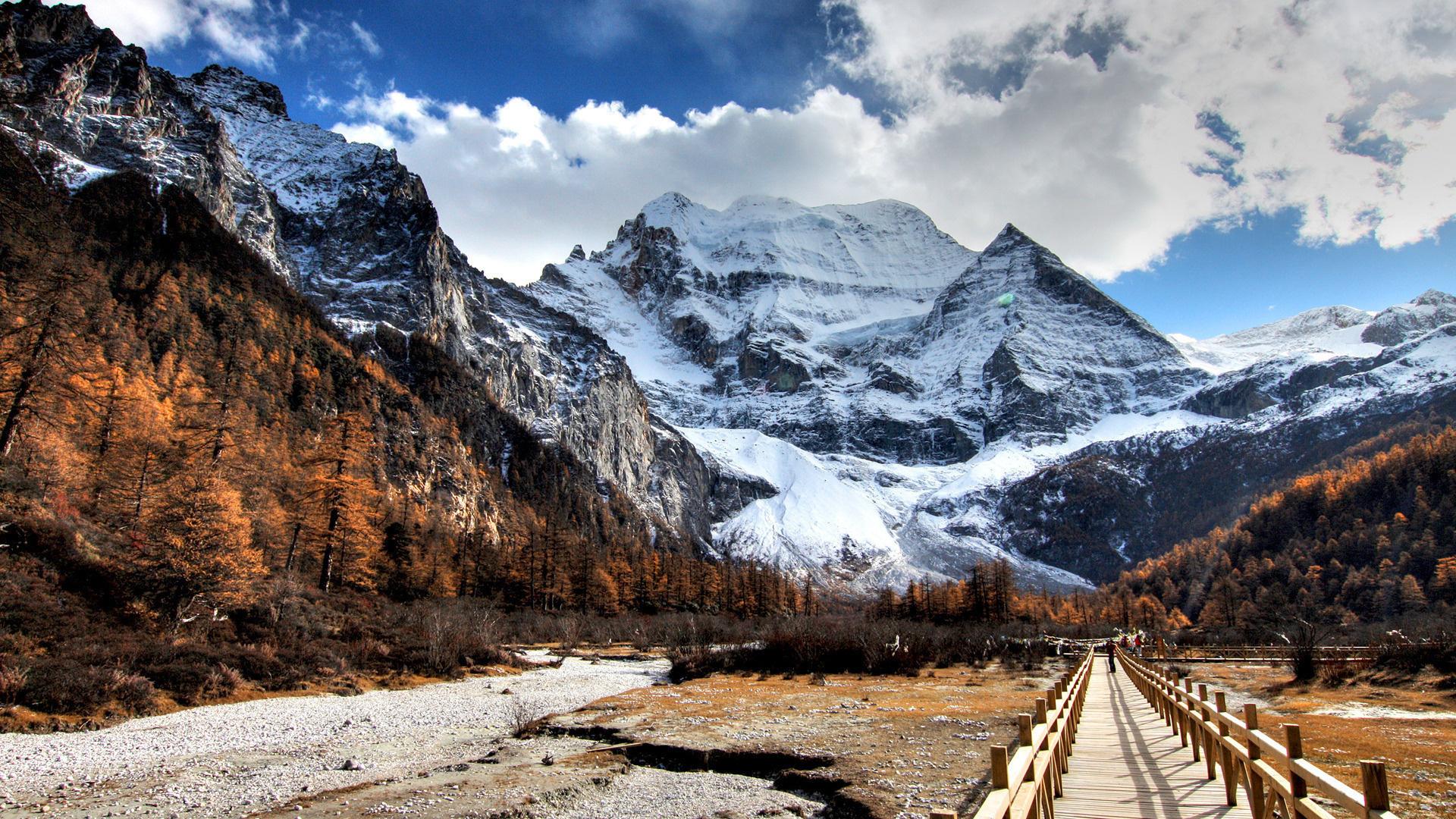 Картинки широкоформатные горы