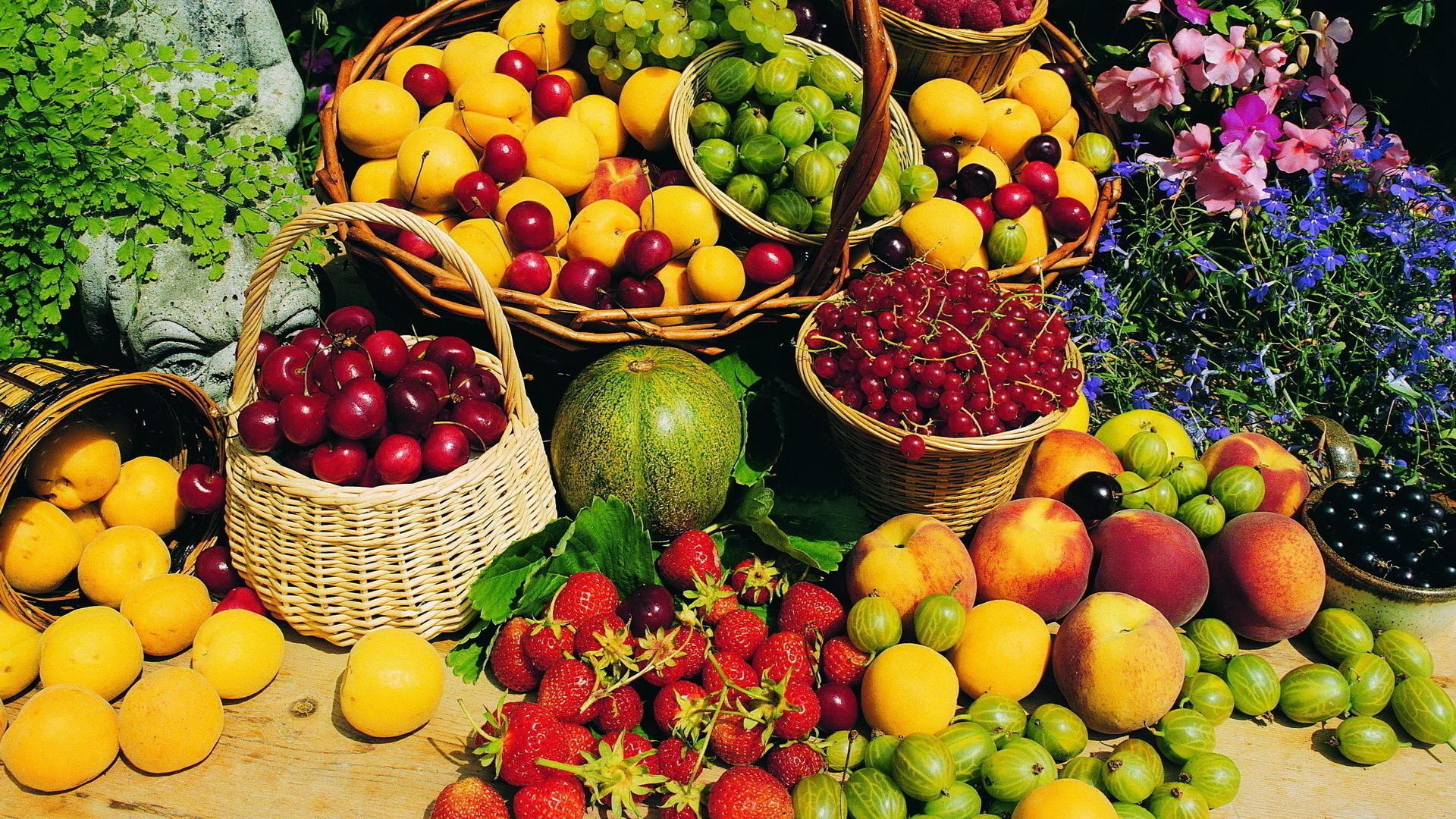 Картинки с ягодами фруктами и овощами, картинки сайт картинки