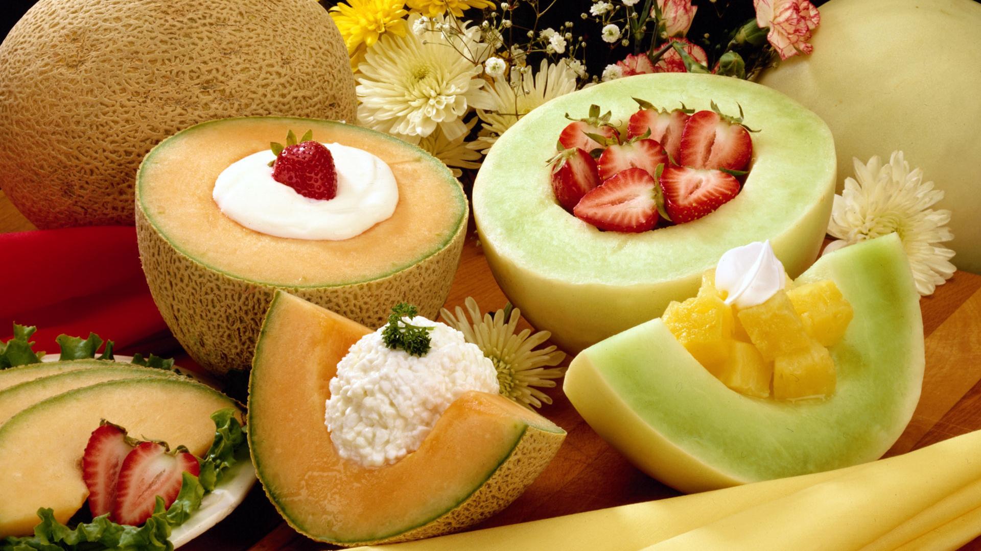 картинка на рабочий стол экзотические фрукты его можно завтраку