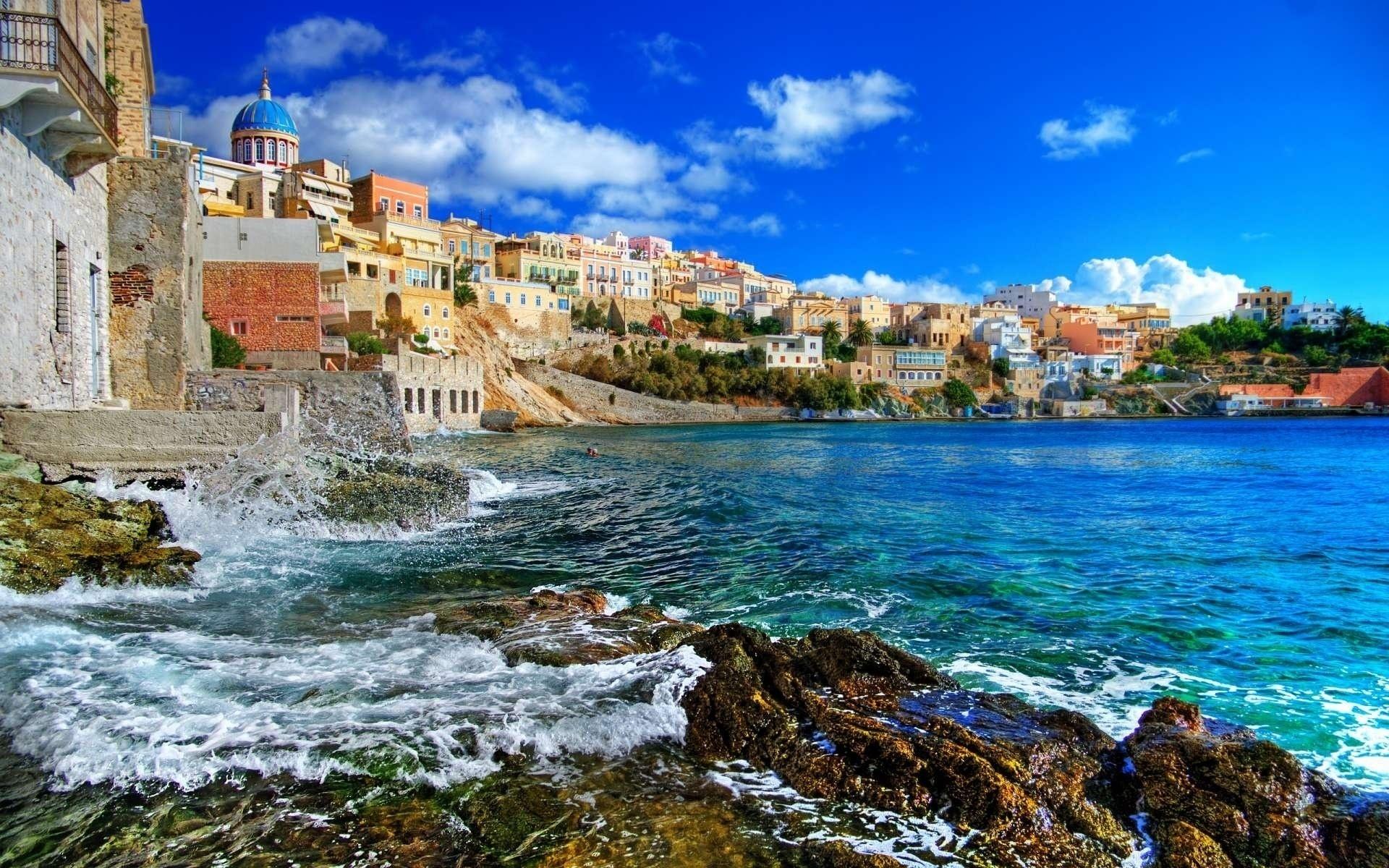 Картинки с грецией, сделать своими