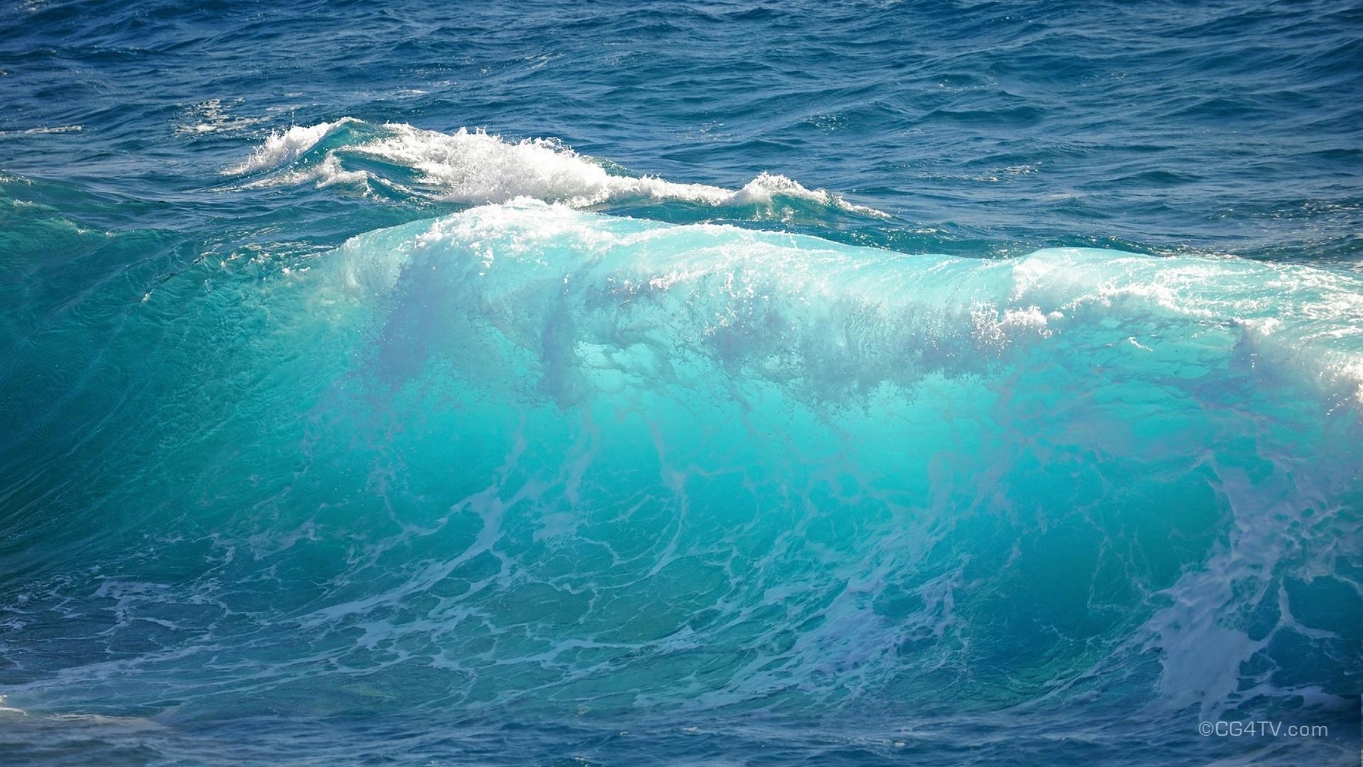 Картинки волны моря