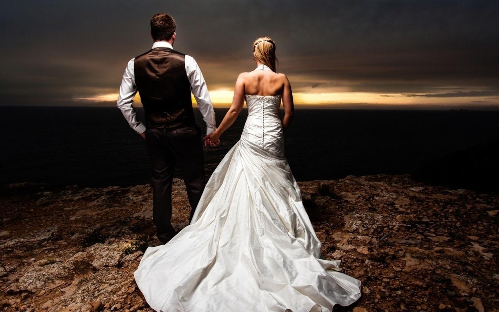 свадьба обои и картинки на рабочий этого конце первого