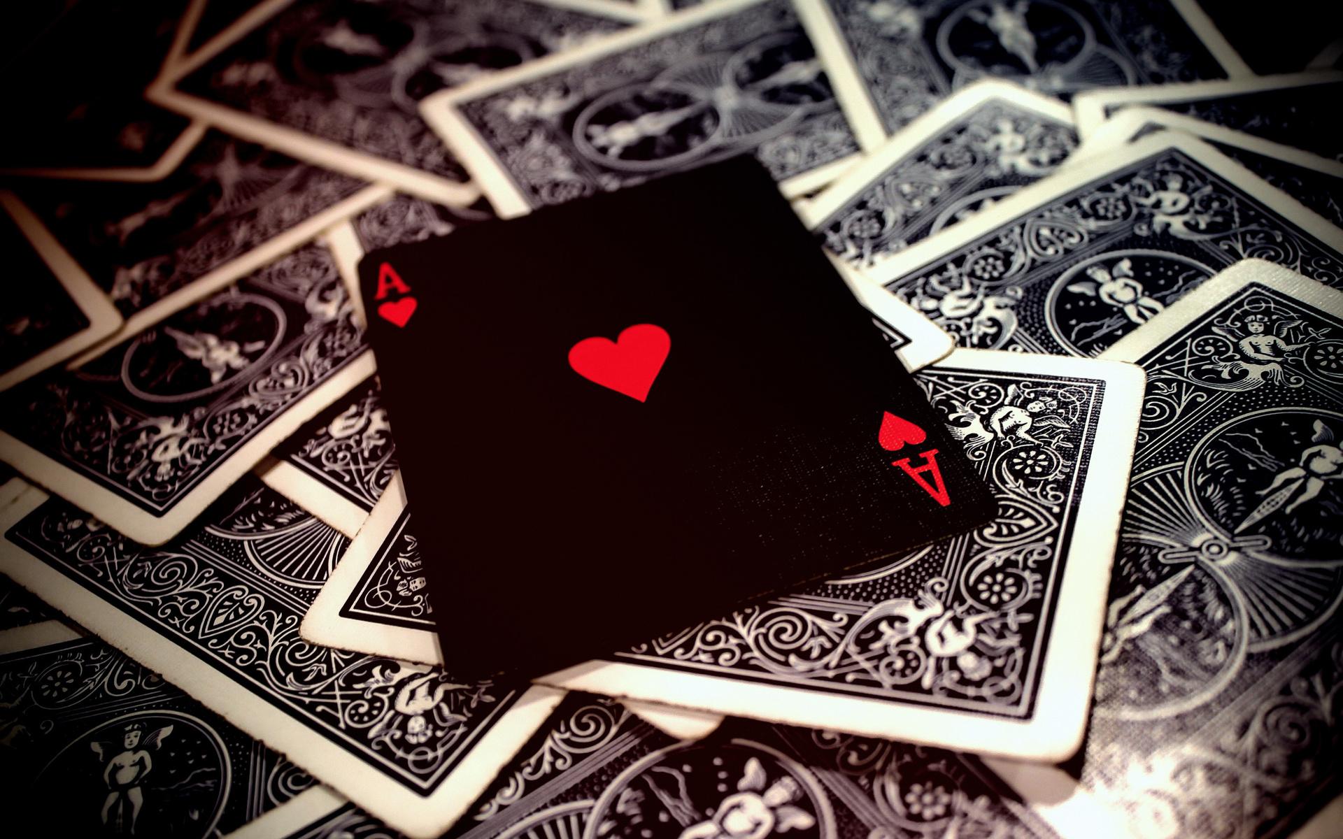 Крутые картинки игральных карт