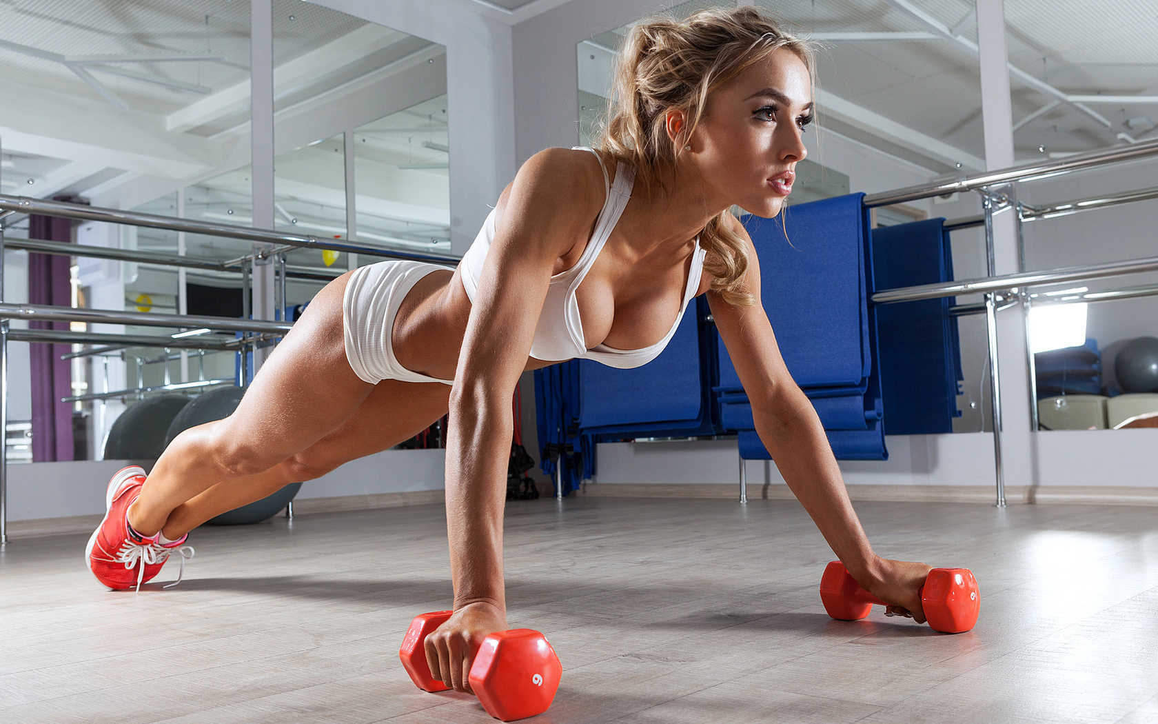 Sexy female sport pictures