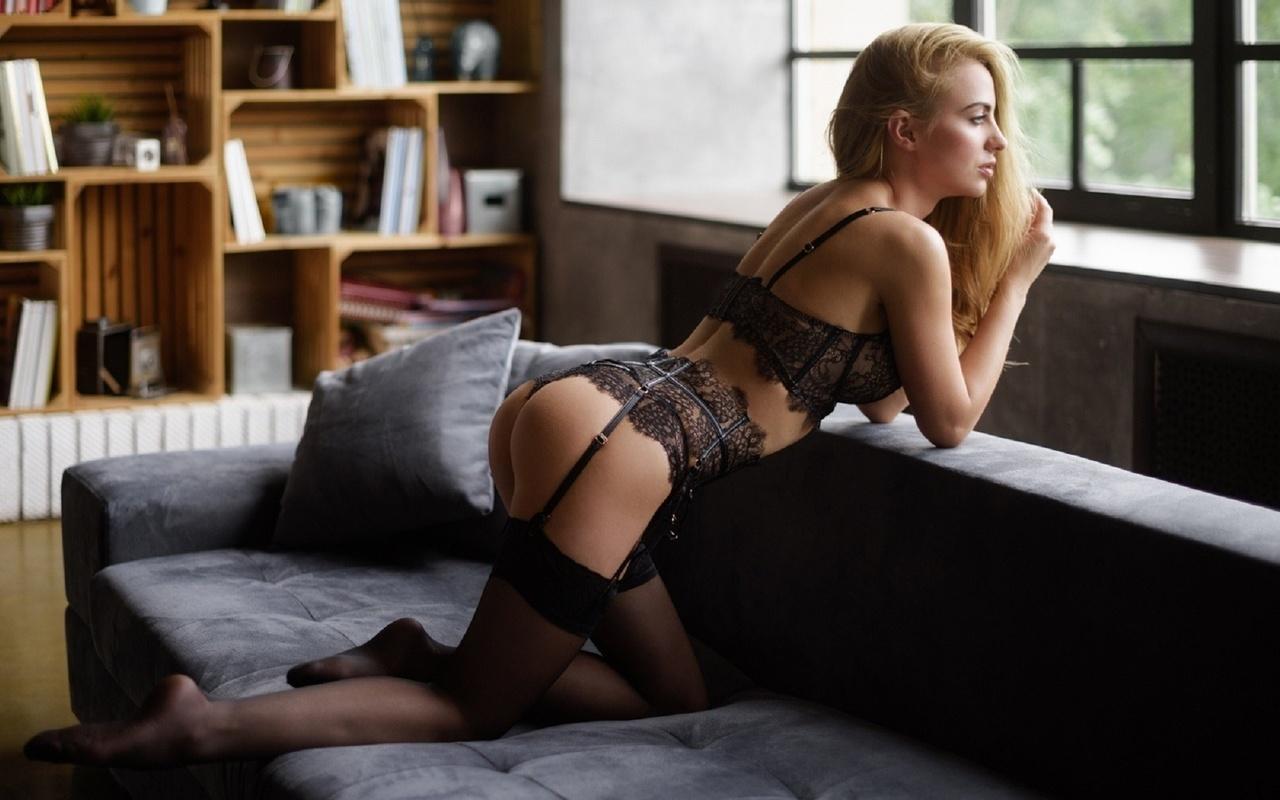 Сексуальные девушки в кружевном нижнем белье — img 5