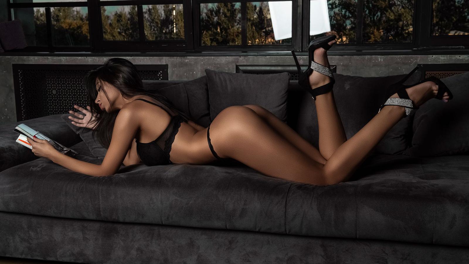 Сексуальные худенькие брюнетки, Порно видео худые телки, худенькие девушки, тощие 28 фотография