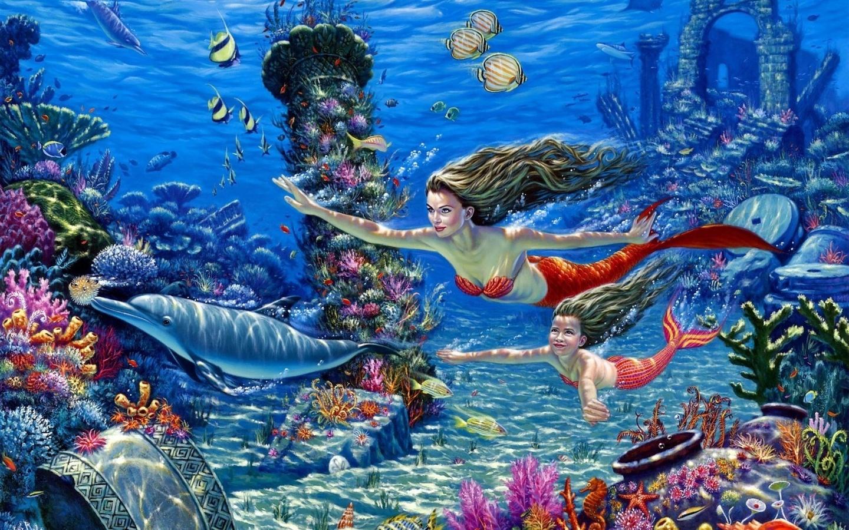 создал картинки с подводными чудес статус последних