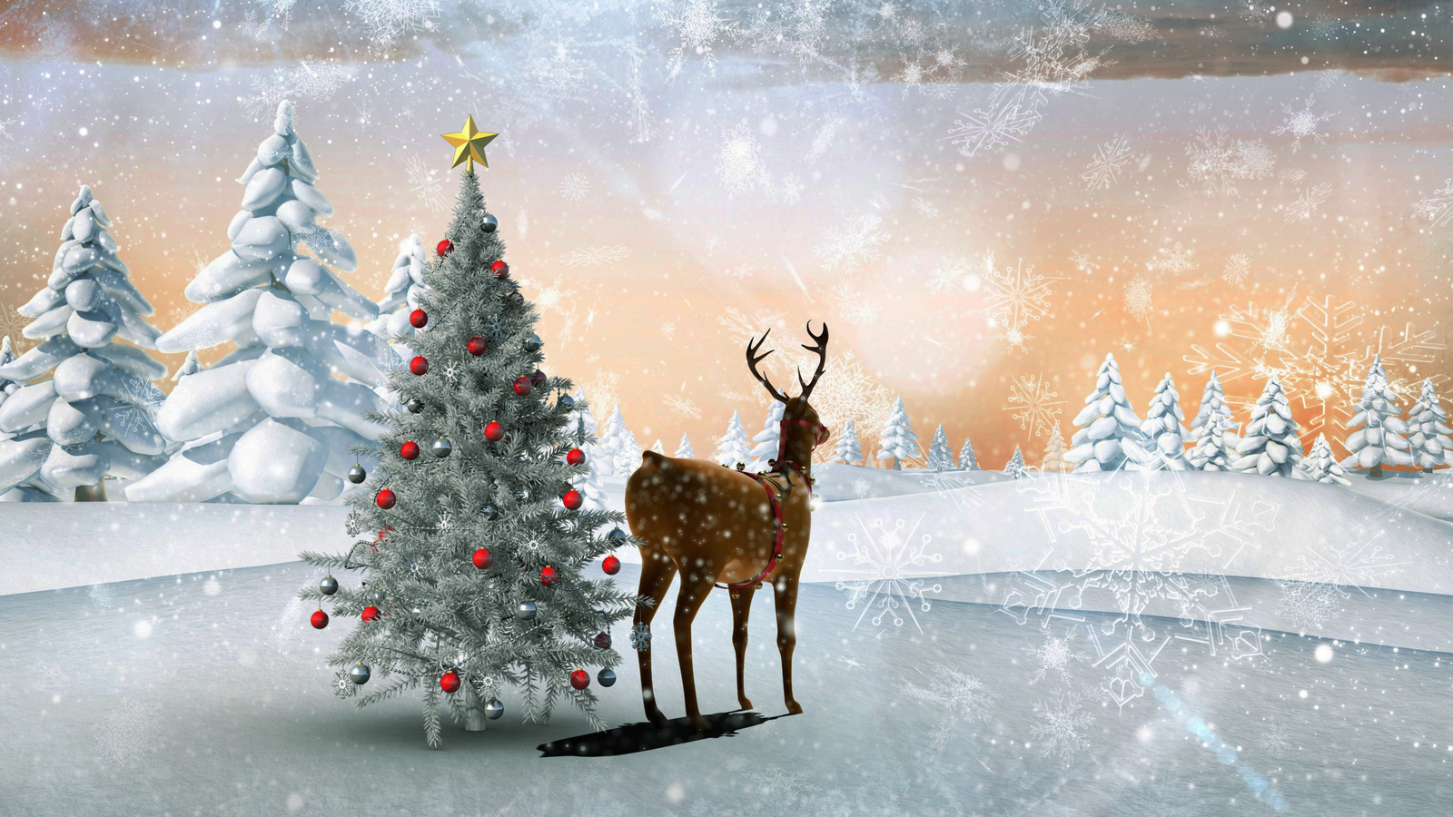 Для группы, картинки с новым годом с оленем