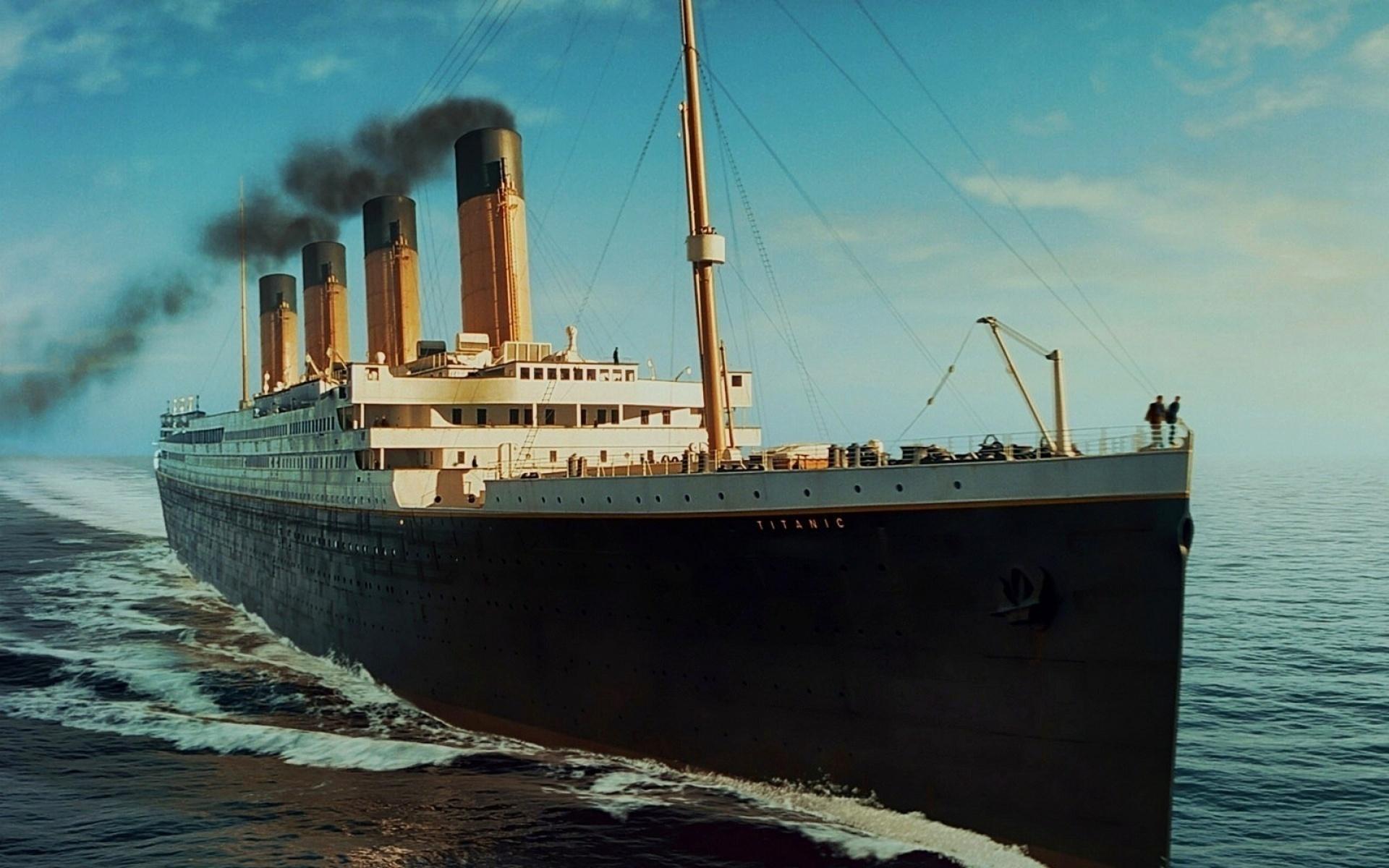 Титаник в картинках, открытки день рождения