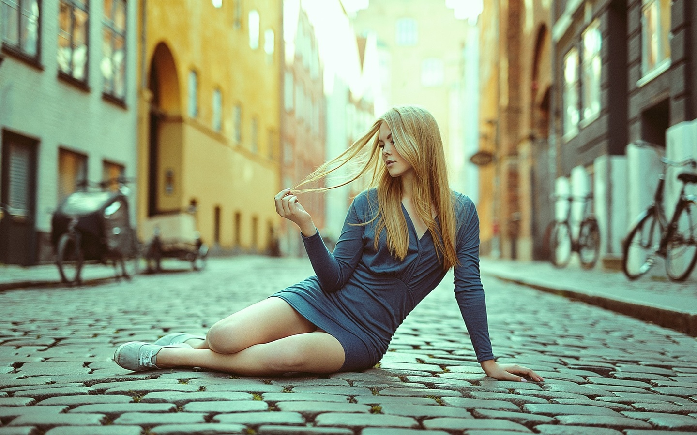 Картинки девушка городская