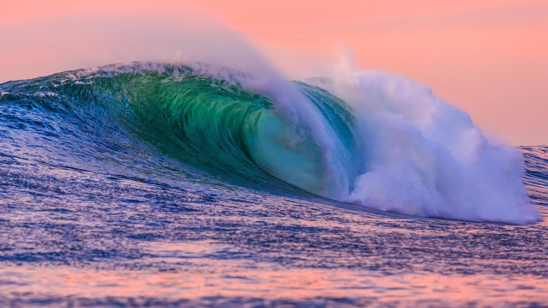 очень красивые картинки океана мог поверить то