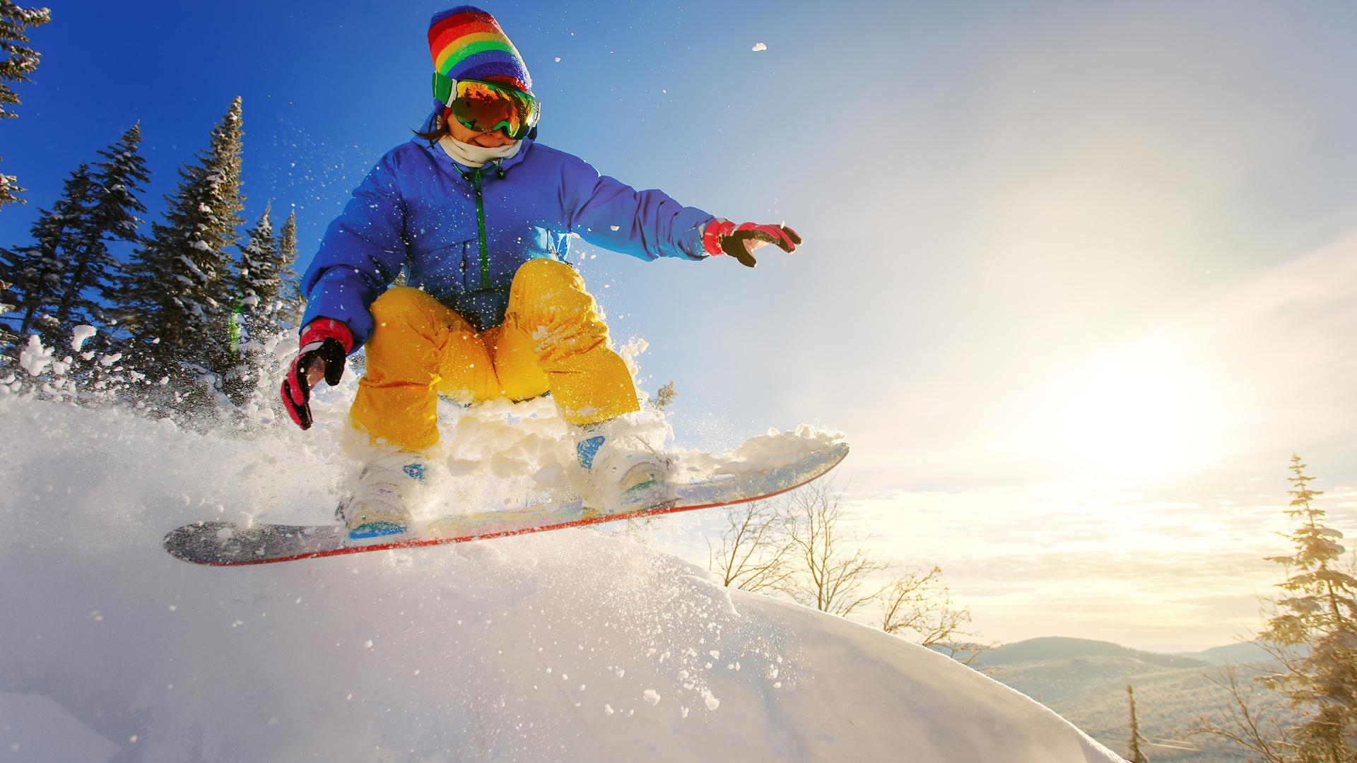 картинки про сноубордистов редко