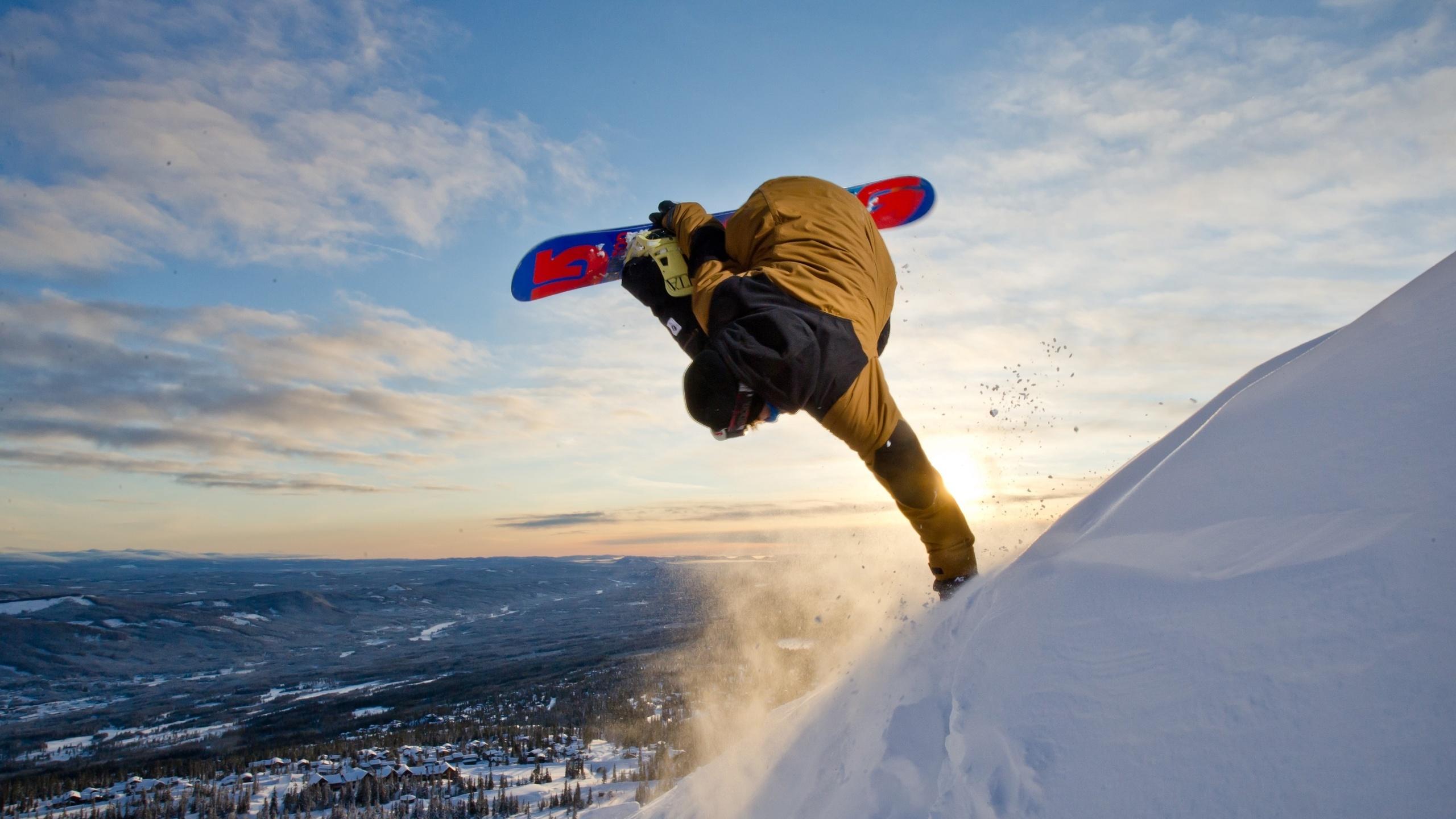 Картинки про сноубордистов