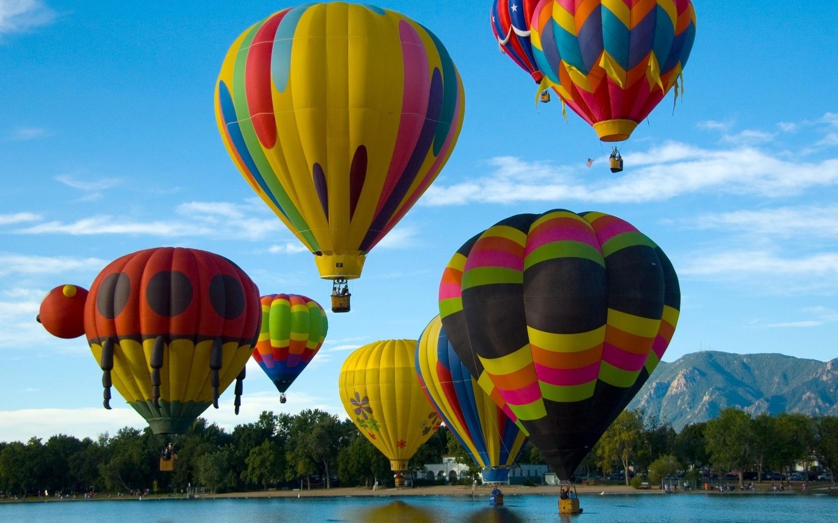такая красивая картинка воздушного шара если сумасшествия
