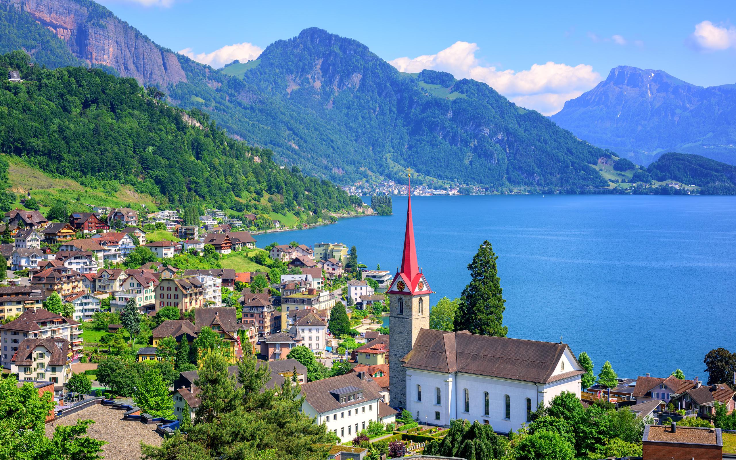 красивые места швейцарии картинки скатерти крючком