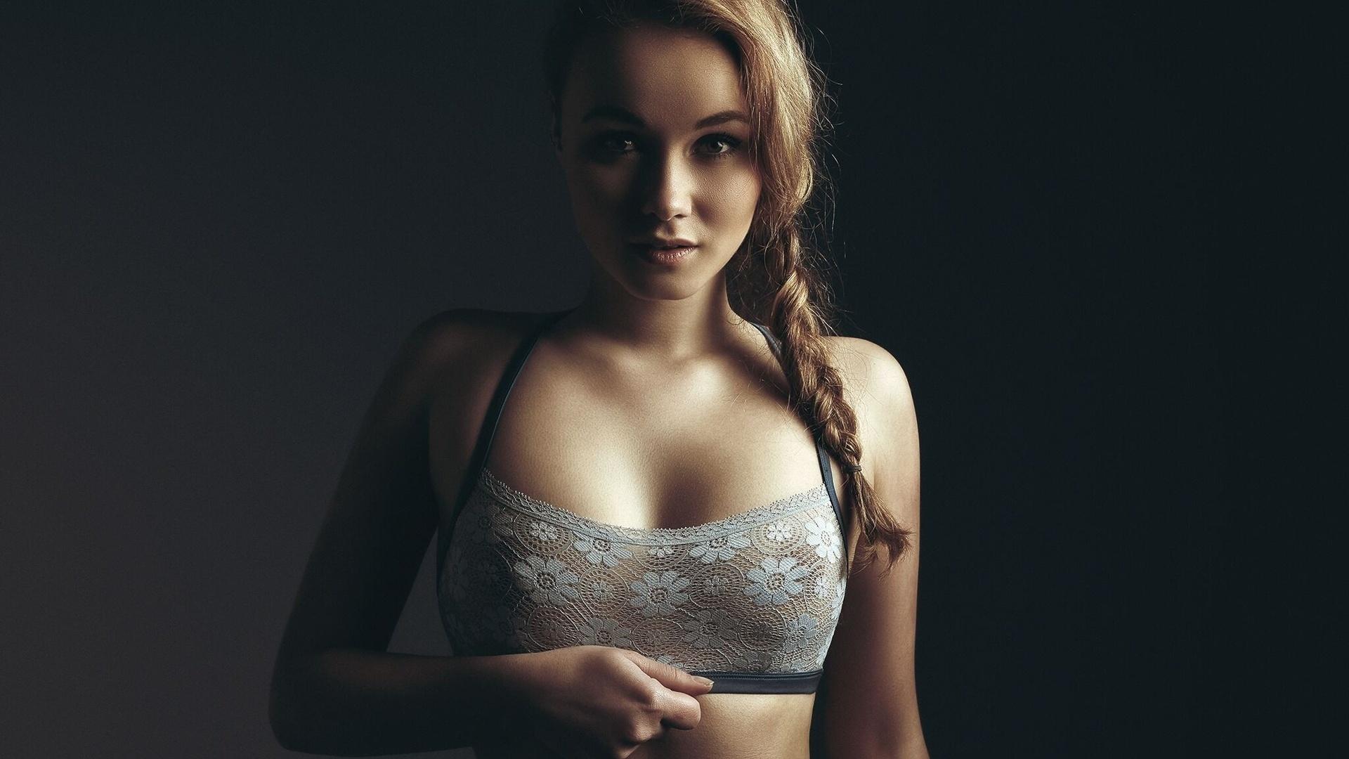 девушка сосочка
