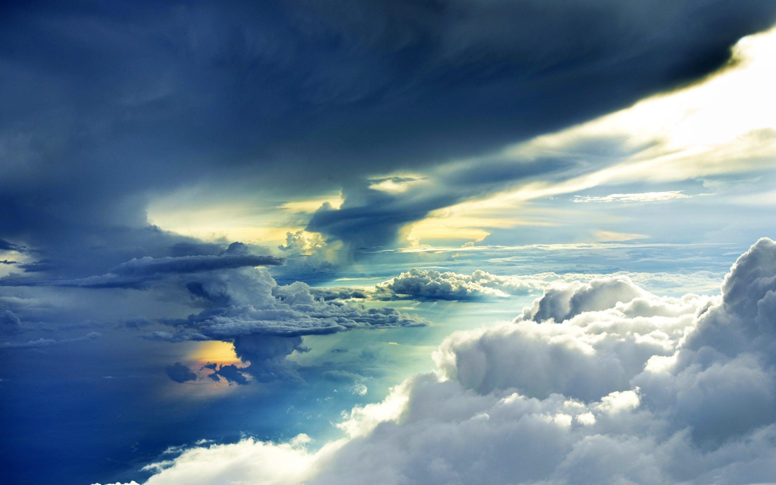 Фото неба красивого