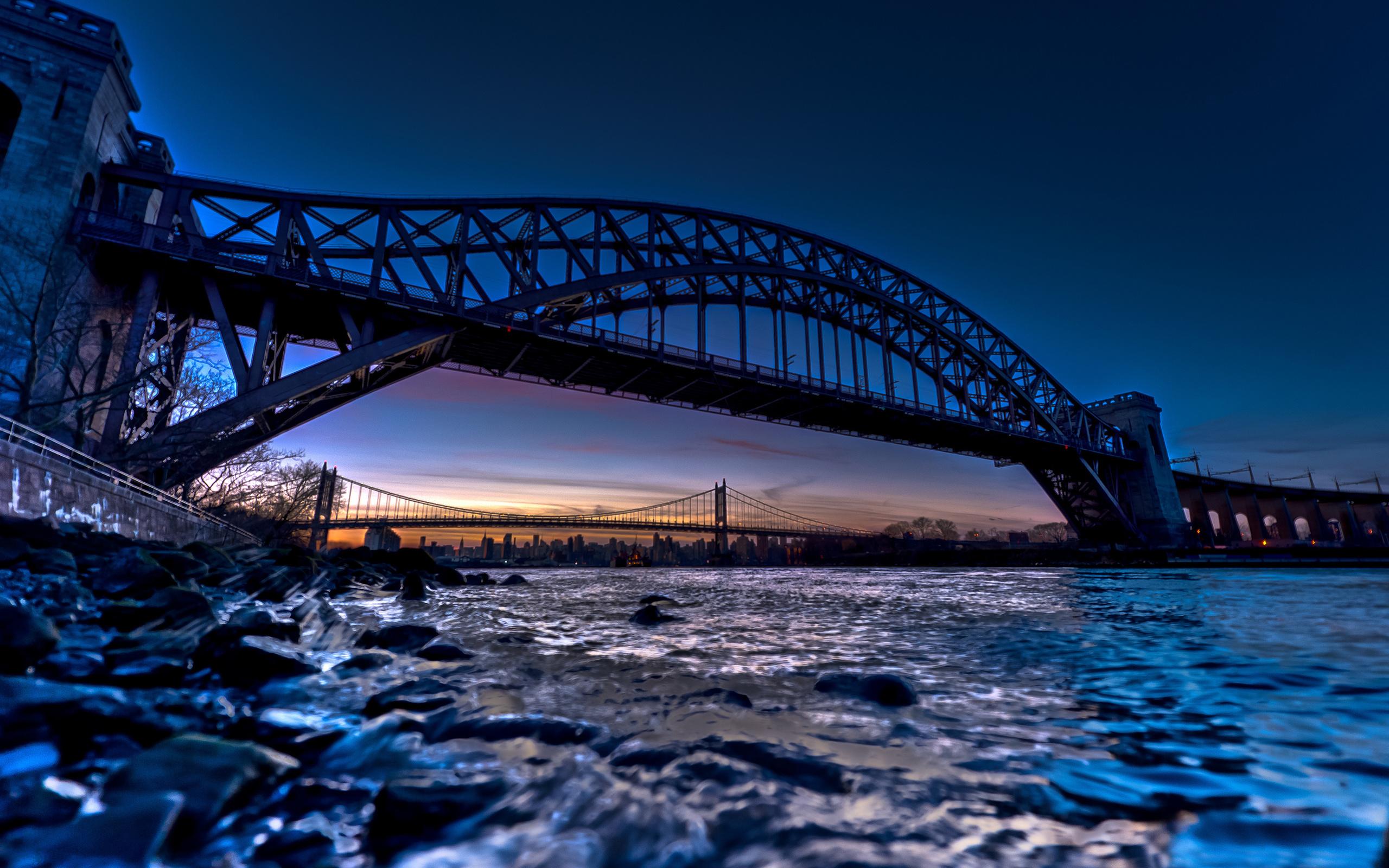 Красивые картинки с мостовой