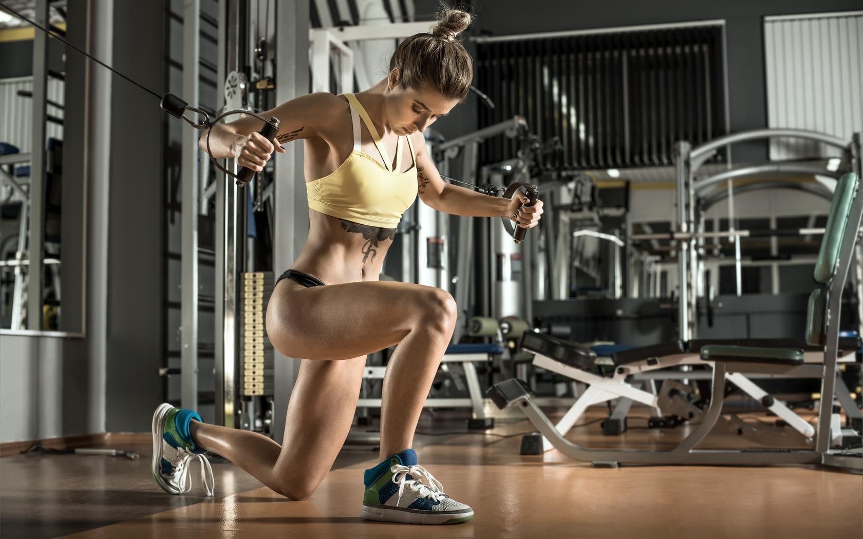этого сможете девушки в фитнес центре ждём