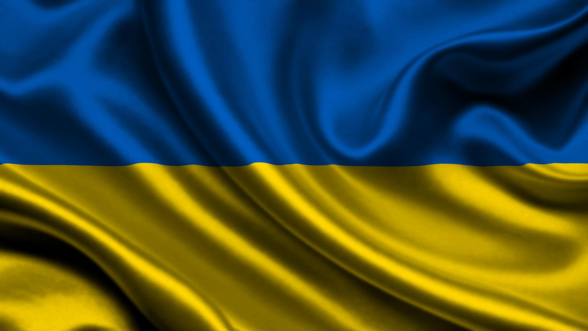 как картинка прапора украины машина