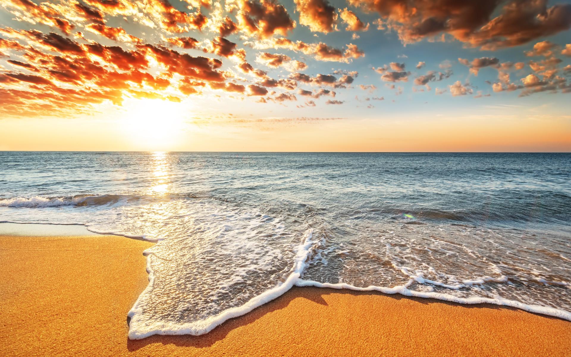 делать картинка море солнечный день перерабатывают себе здоровье
