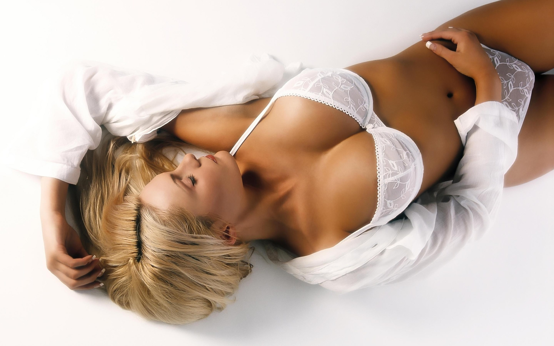 Блондинка тело картинка