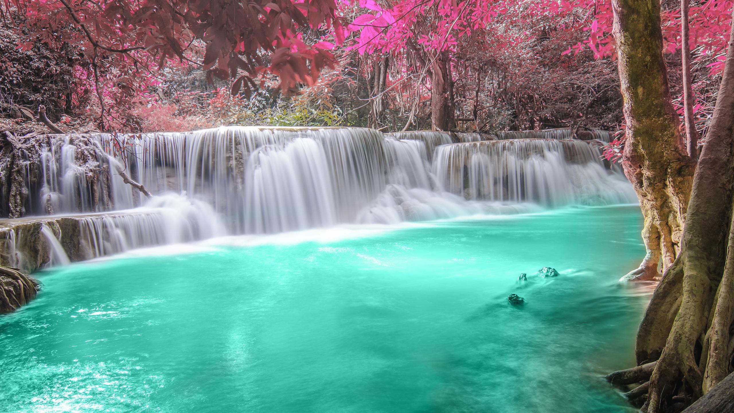 подано очень красивые картинки водопад сети