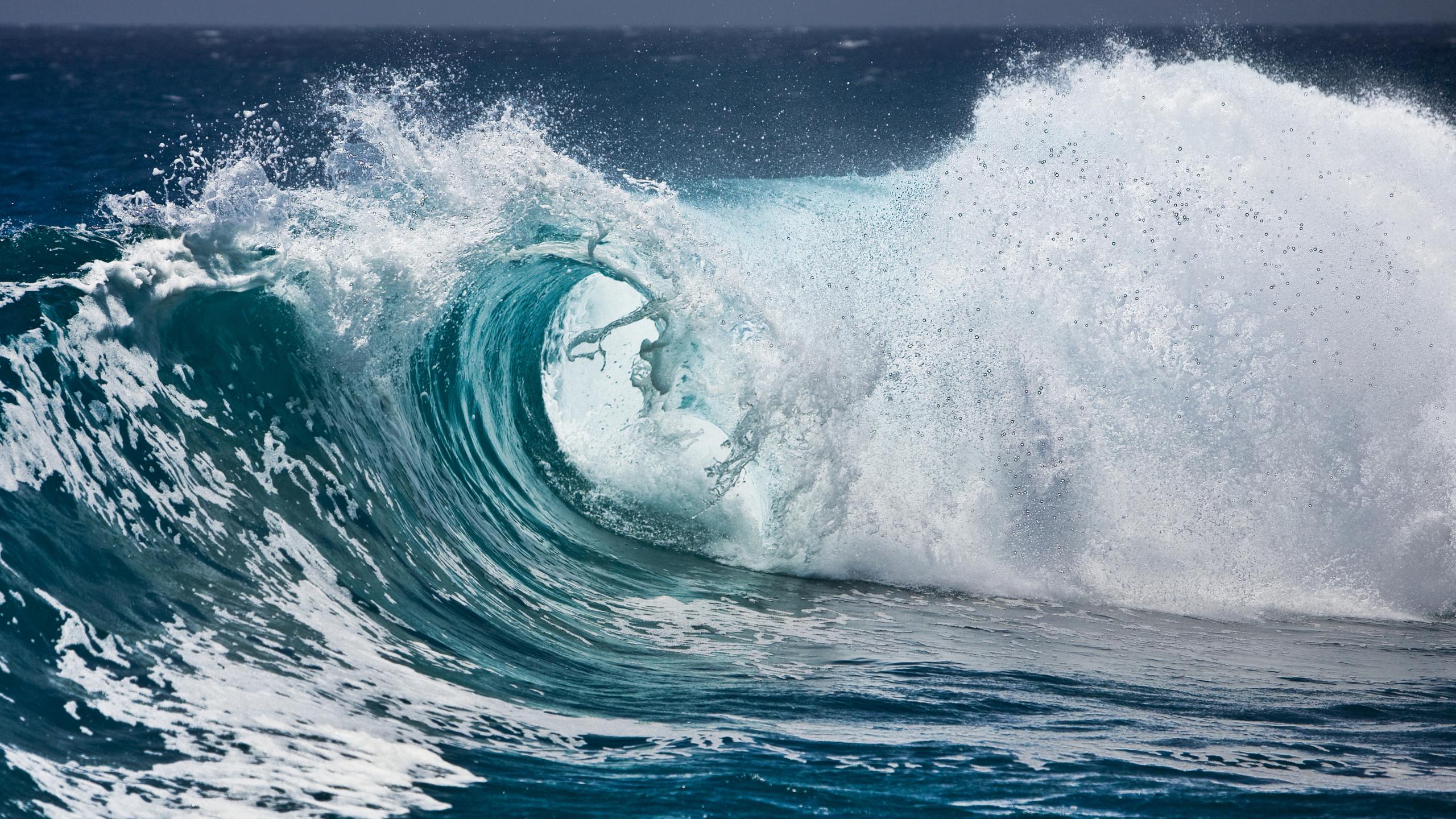 Картинка море волны двигаются