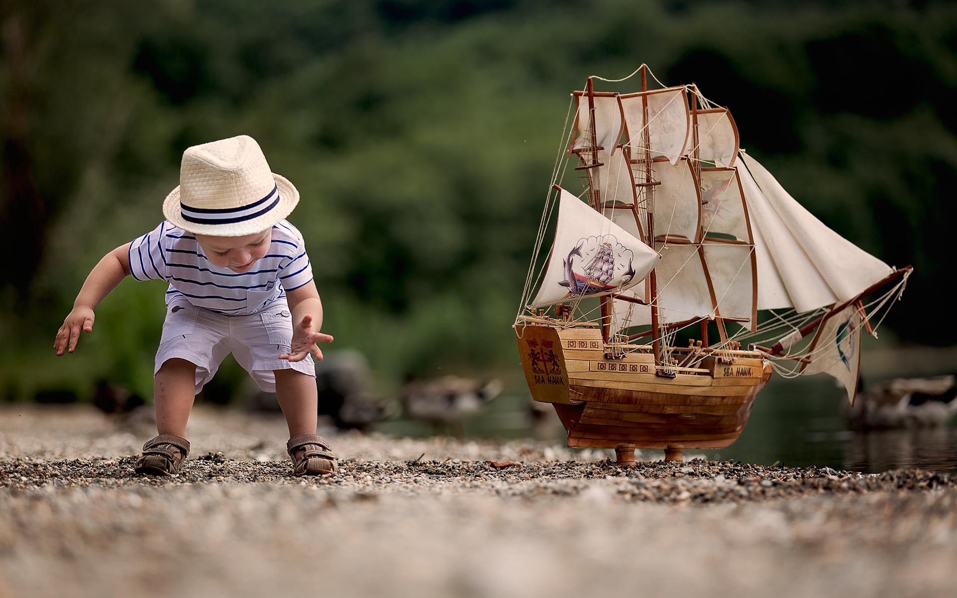 возрастом картинки маленького кораблика как