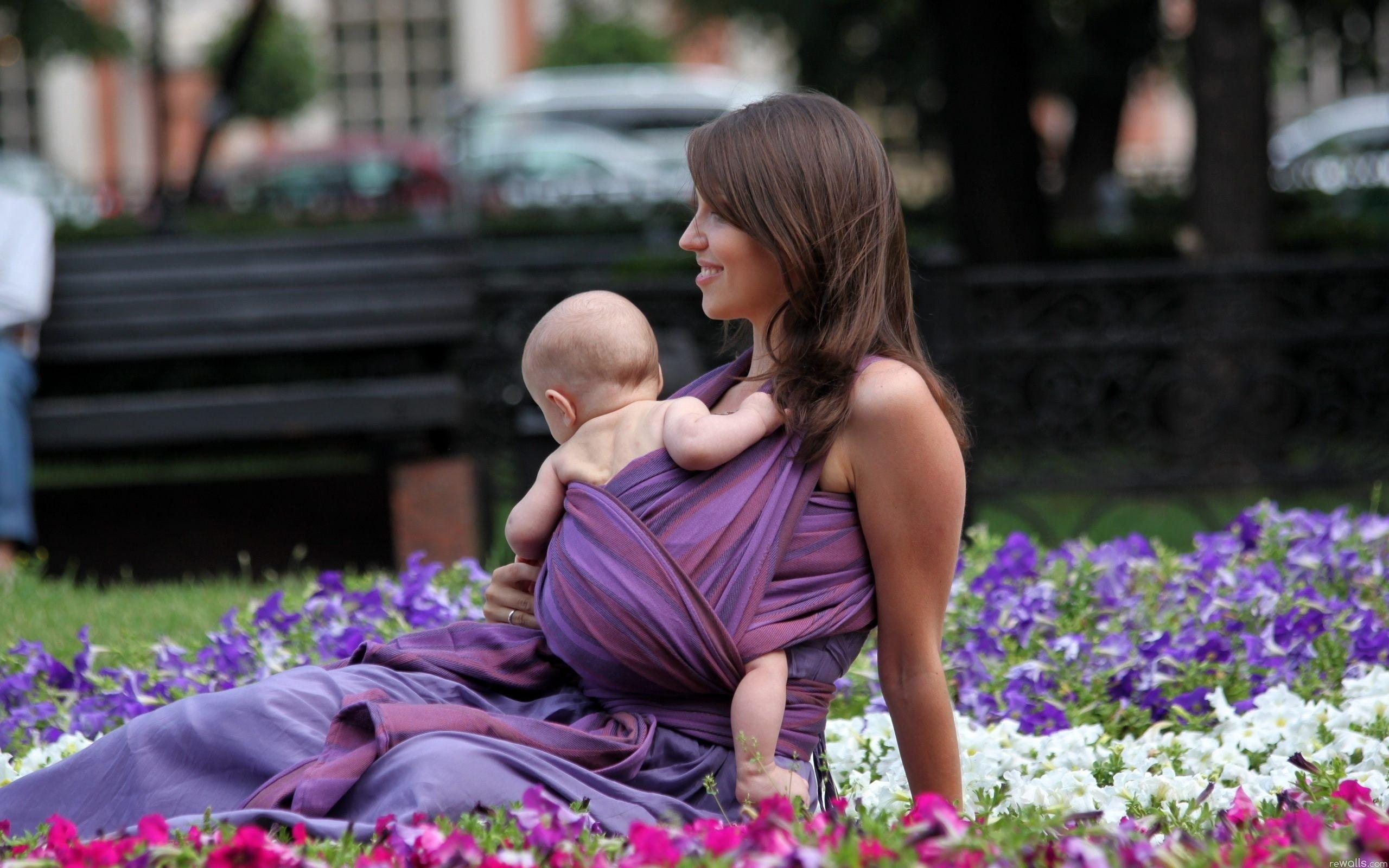 удача помогает обои картинки с мамами днях