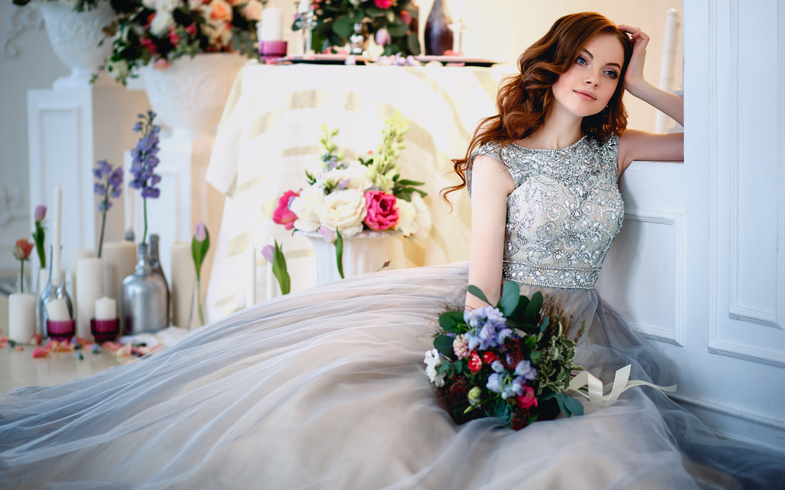 Картинки платьев для девушек свадебные