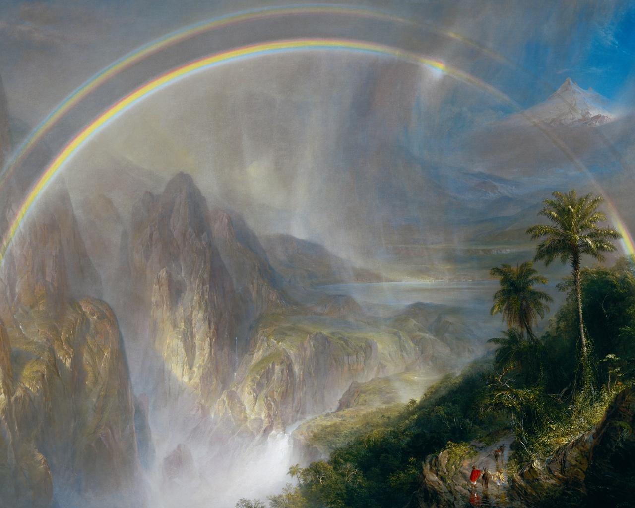 Картинки прекрасной природы рай