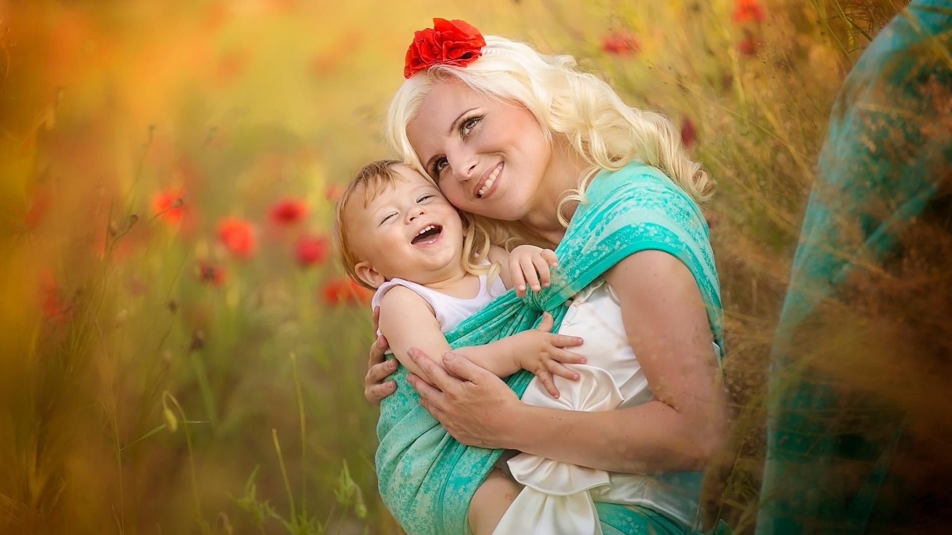 Яркие картинки с мамами