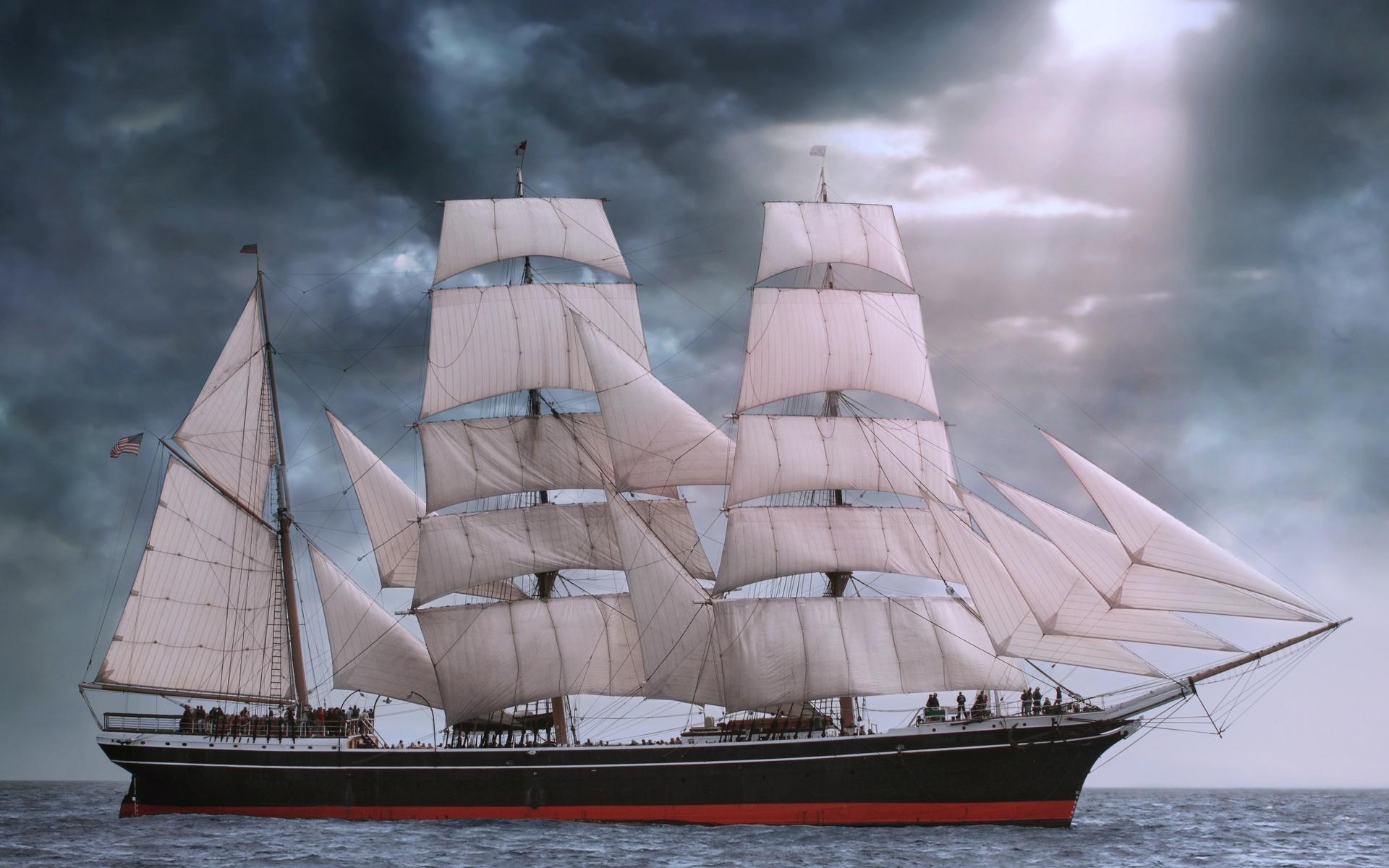 Картинки как в море корабли