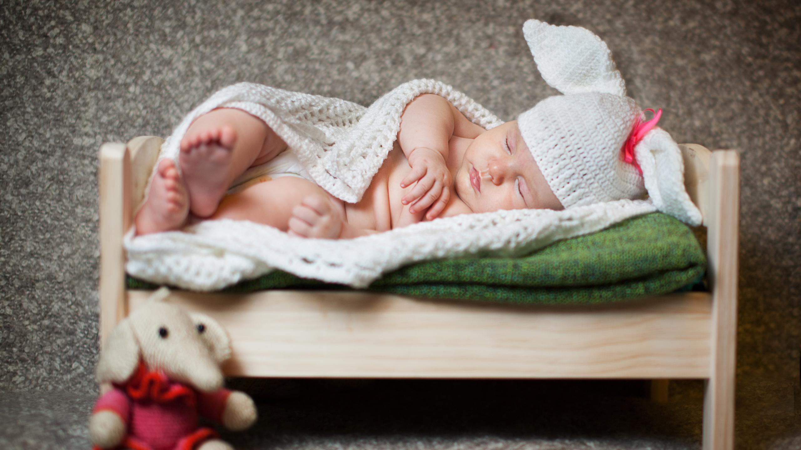 Дедом, картинки новорожденного ребенка в кроватки
